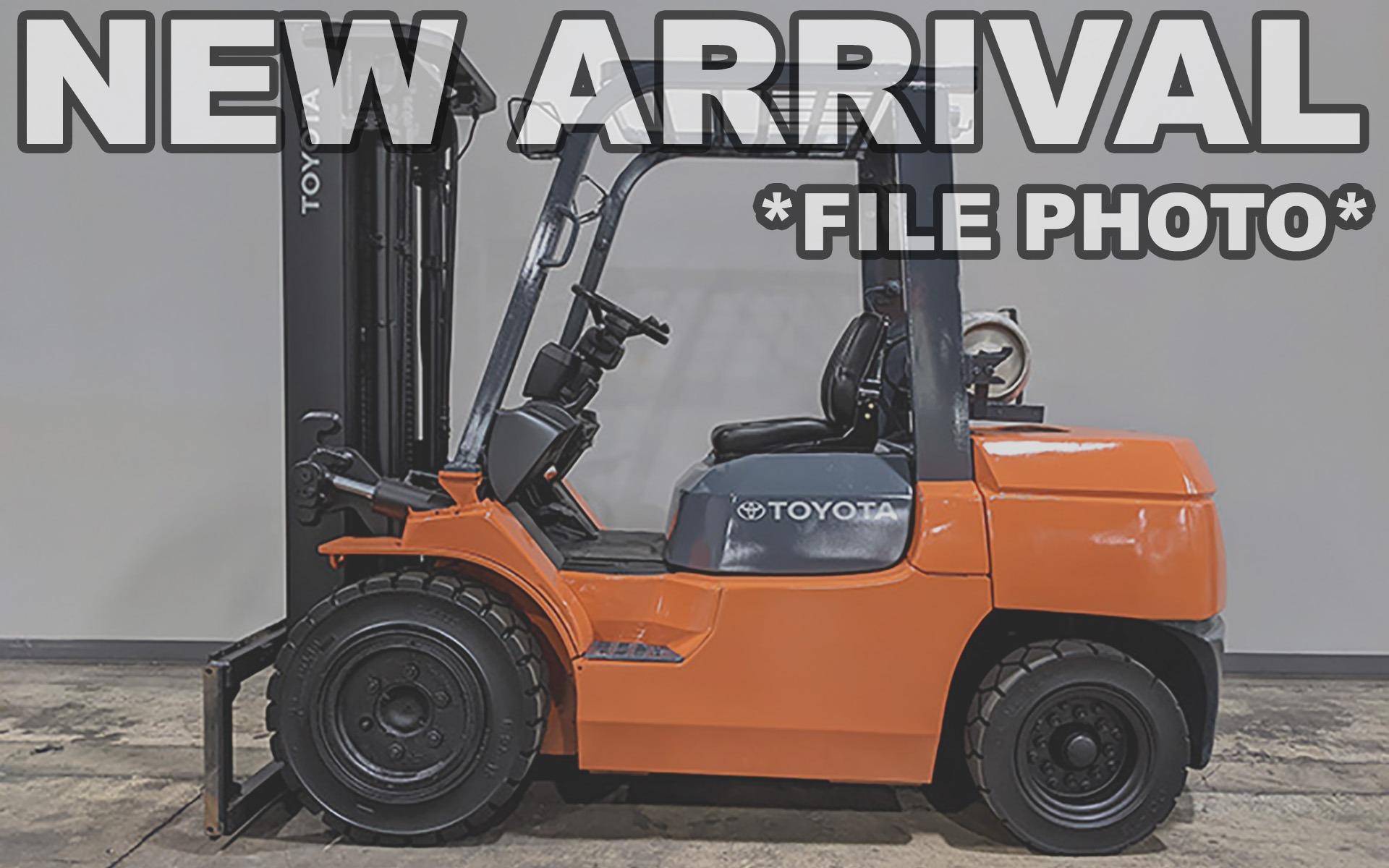 Used 2004 TOYOTA 7FGU35  | Cary, IL