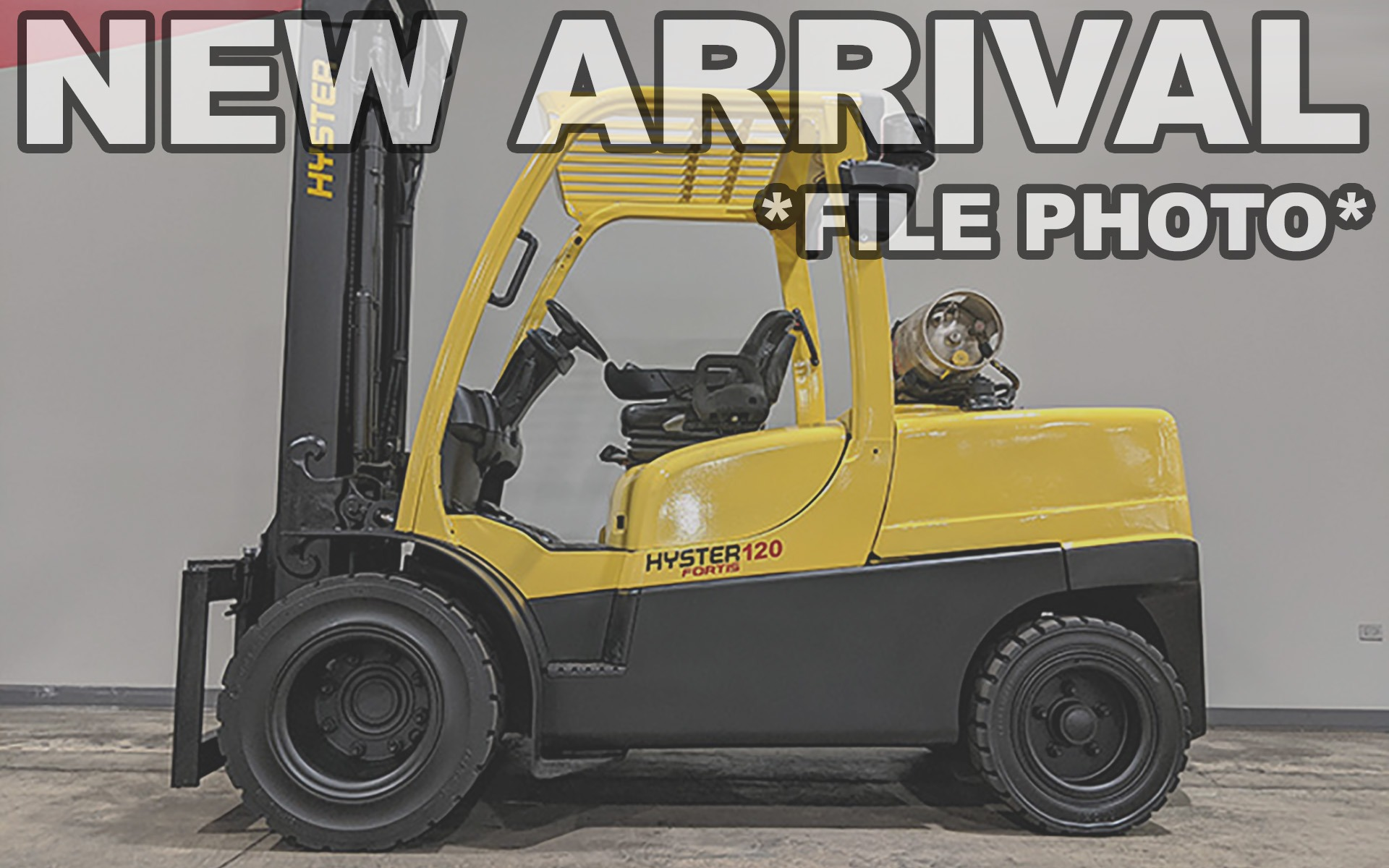 Used 2017 HYSTER H120FT  | Cary, IL