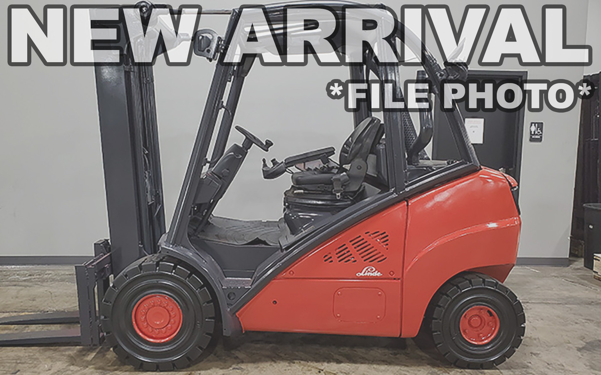 Used 2017 LINDE H30D  | Cary, IL