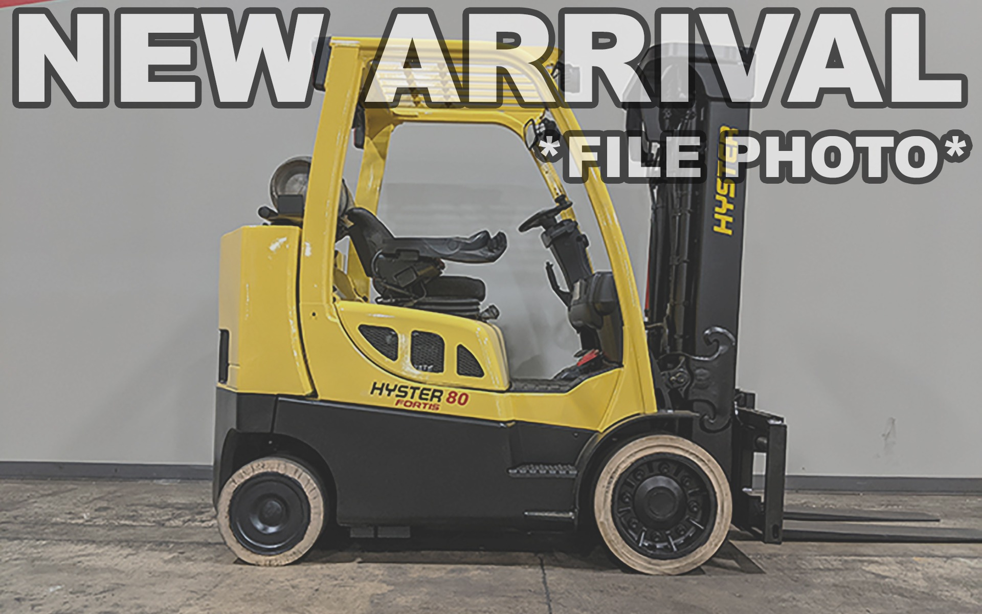 Used 2007 HYSTER S80FTBCS  | Cary, IL