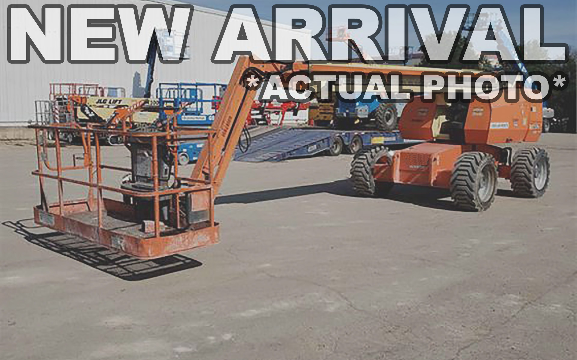 Used 2012 JLG 660SJ    Cary, IL