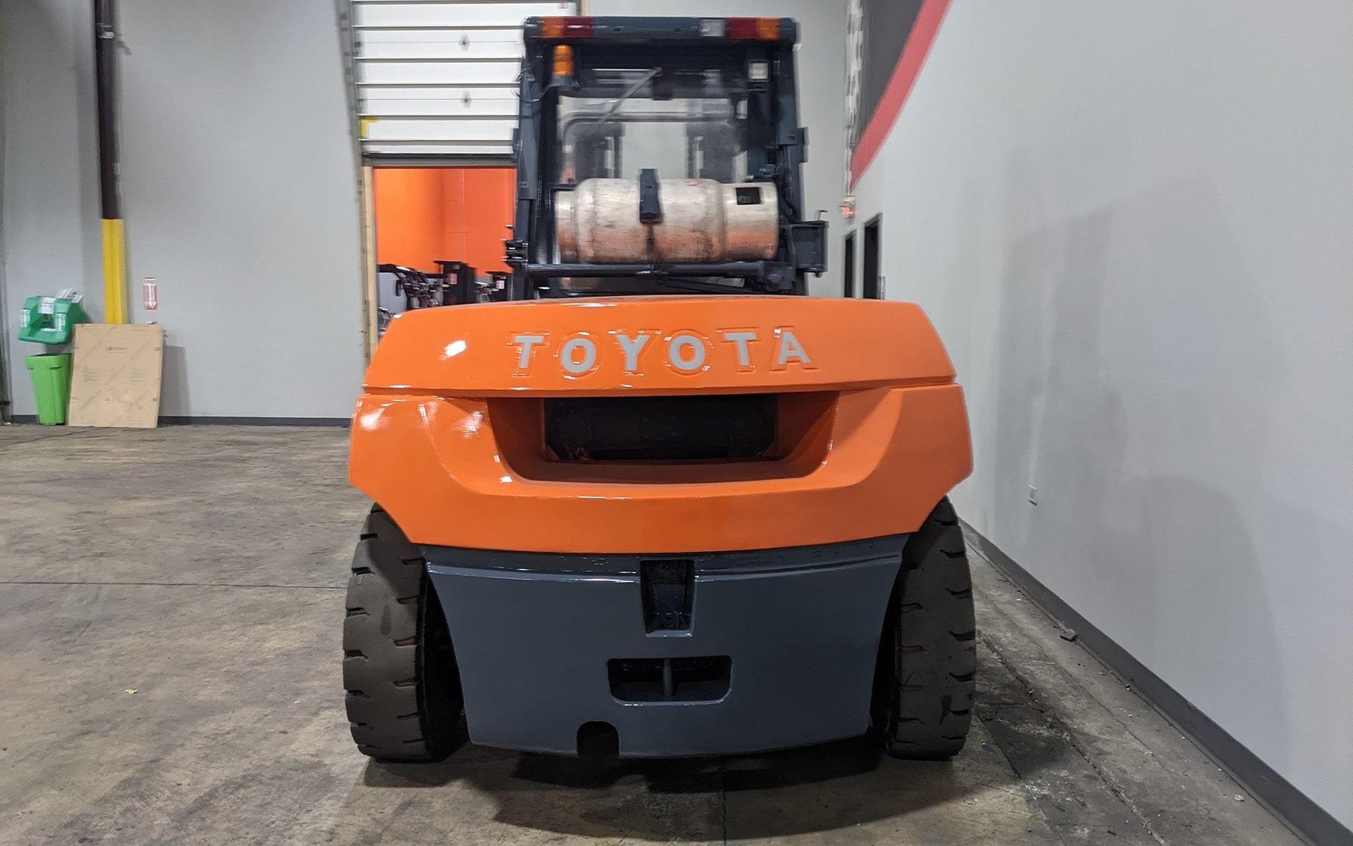 Used 2011 TOYOTA 7FGU80  | Cary, IL
