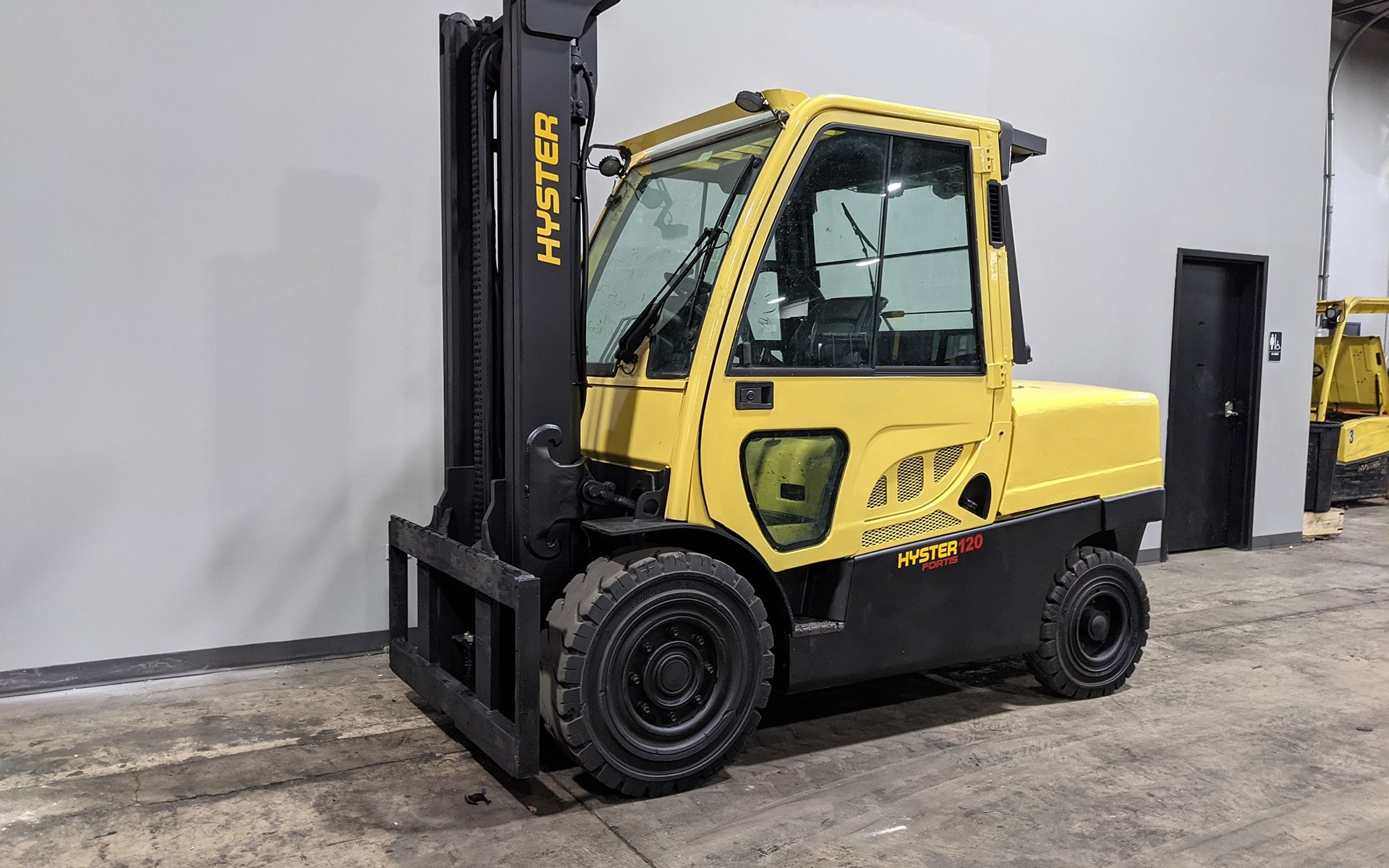 Used 2018 HYSTER H120FT  | Cary, IL