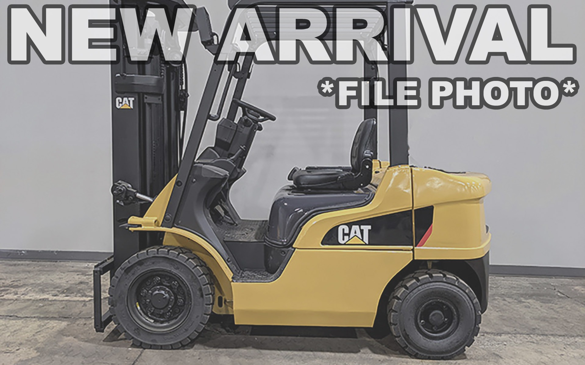 Used 2016 CATERPILLAR DP25D  | Cary, IL
