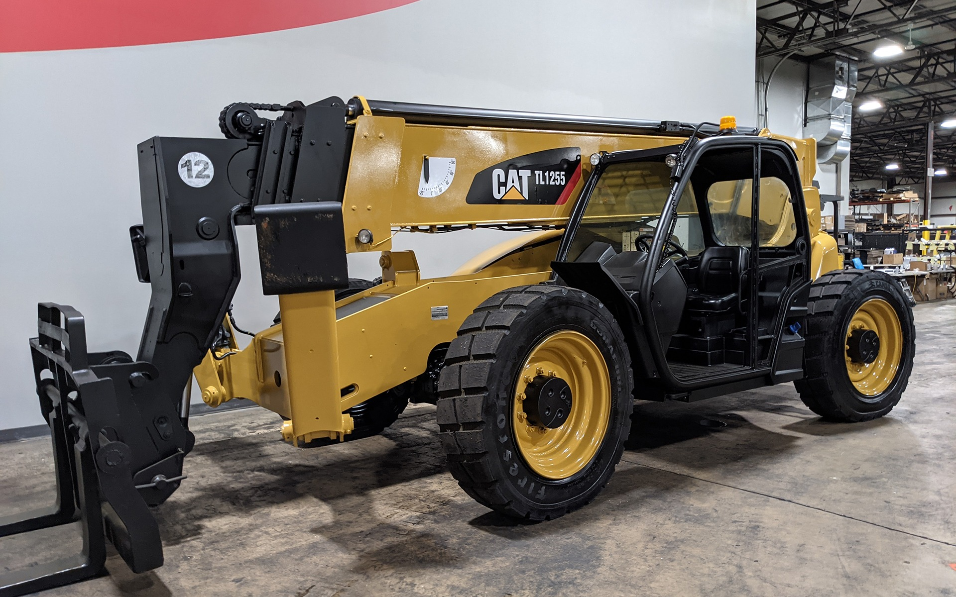 Used 2015 CATERPILLAR TL1255D  | Cary, IL