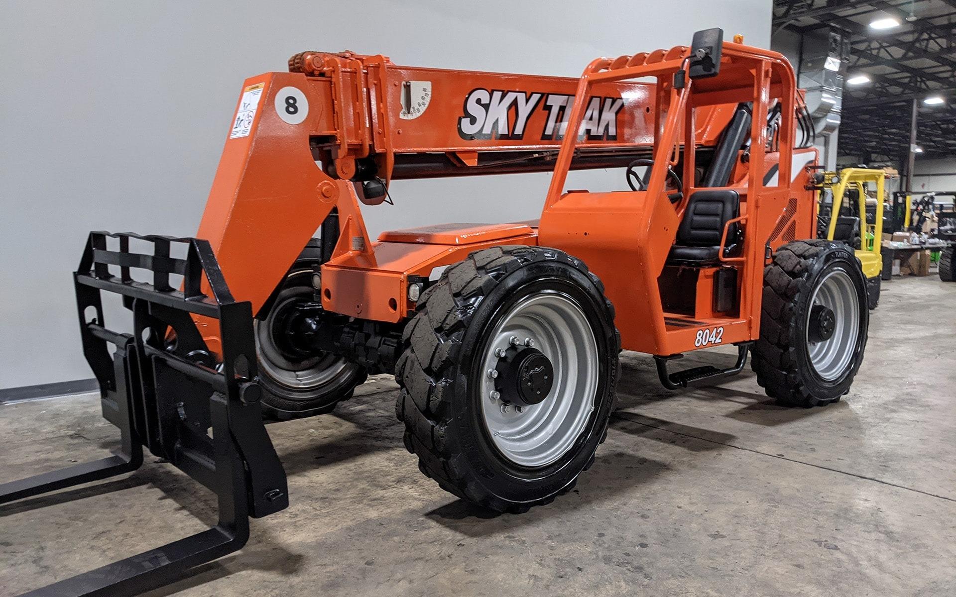 Used 2013 SKYTRAK 8042  | Cary, IL