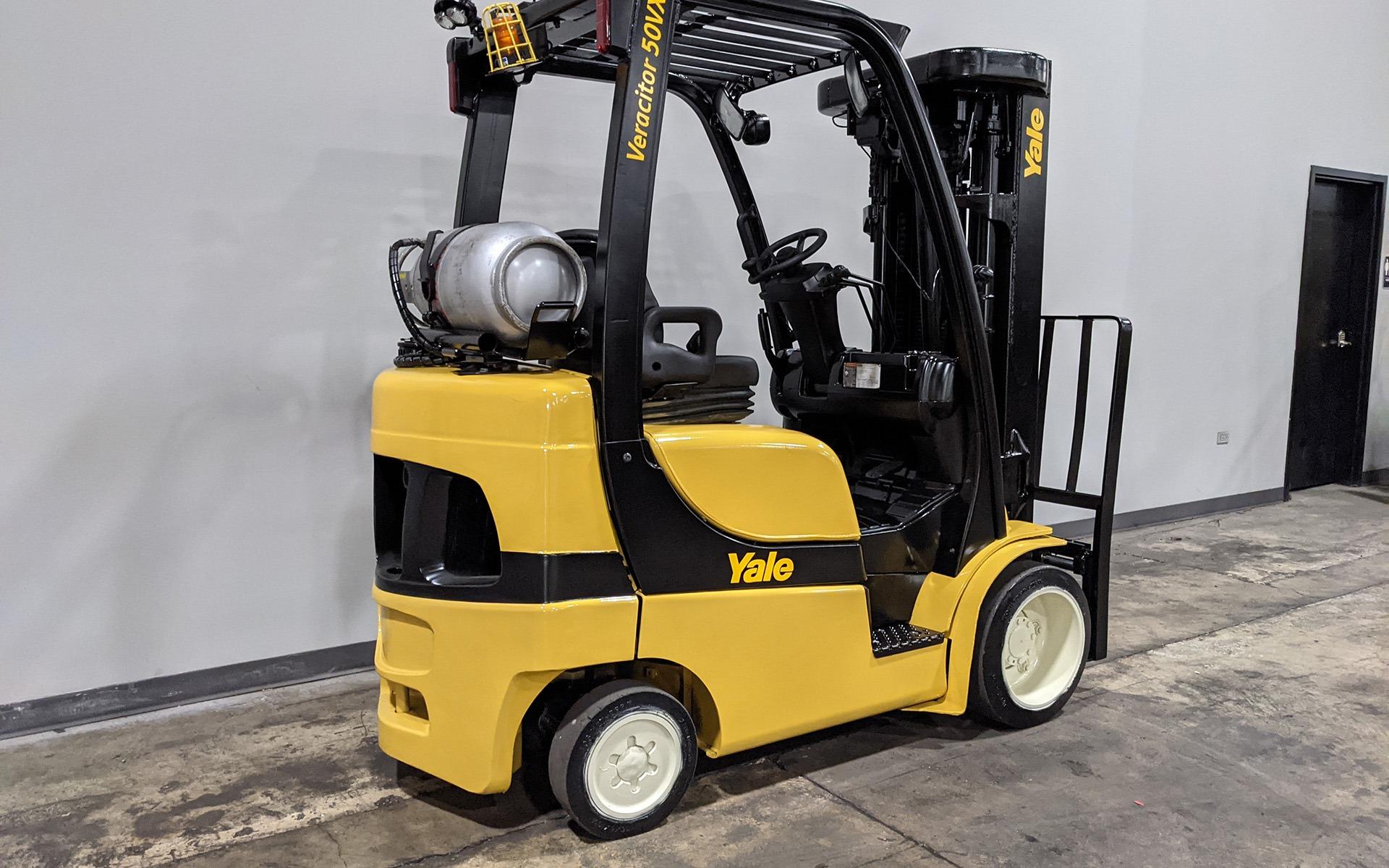 Used 2017 YALE GLC050VX  | Cary, IL