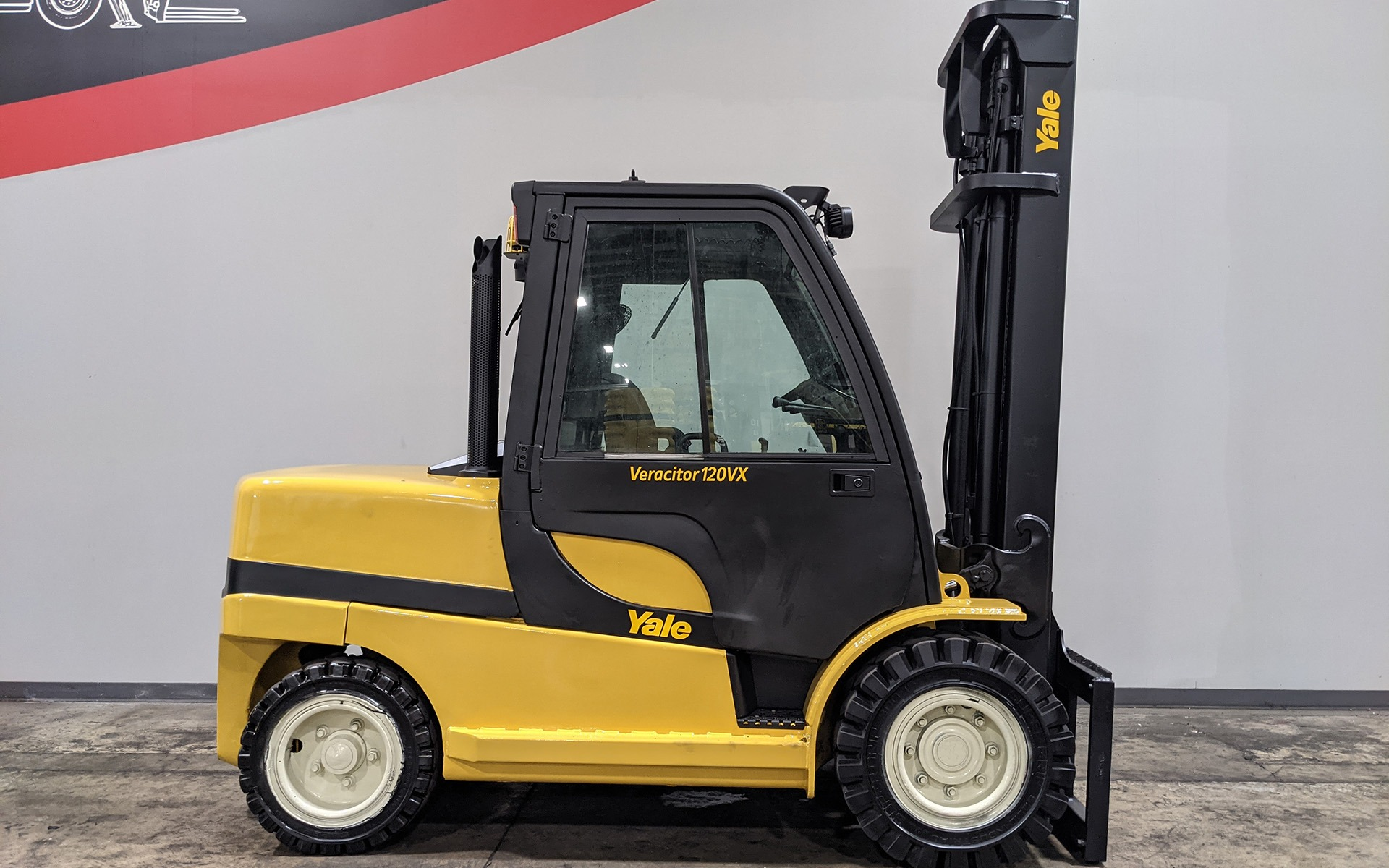 Used 2013 YALE GDP120VX  | Cary, IL