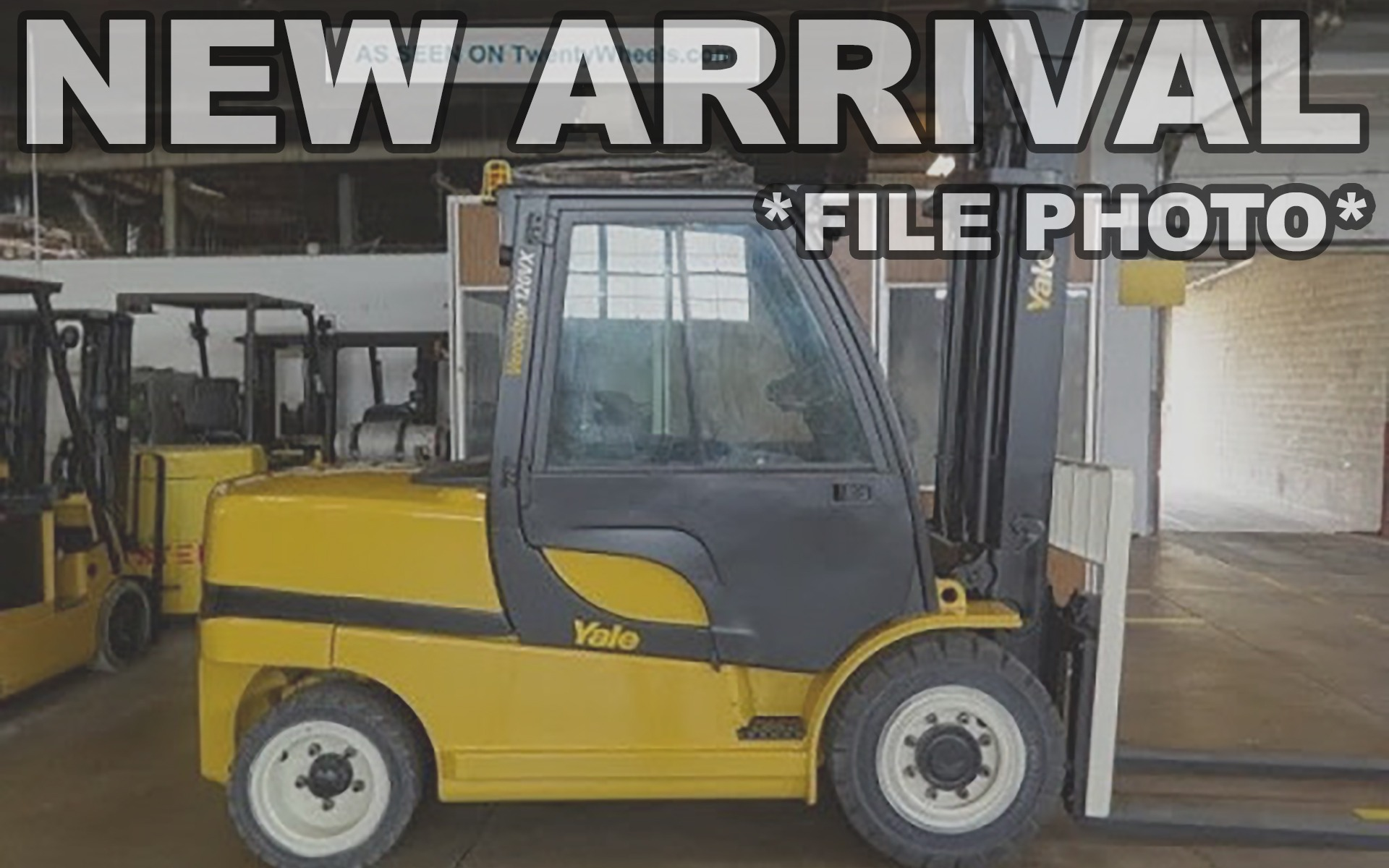 Used 2008 YALE GDP120VX  | Cary, IL
