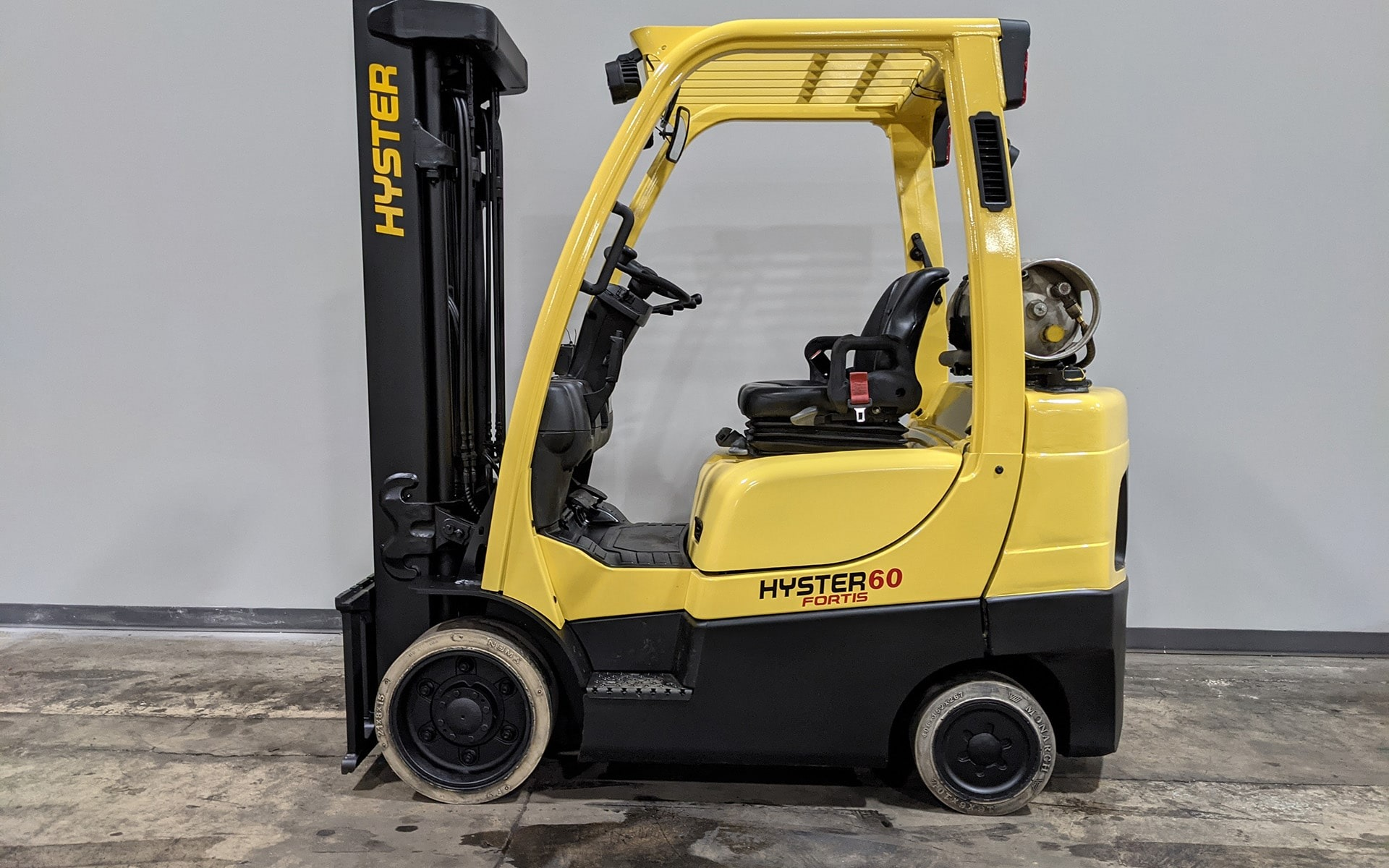 Used 2016 HYSTER S60FT    Cary, IL
