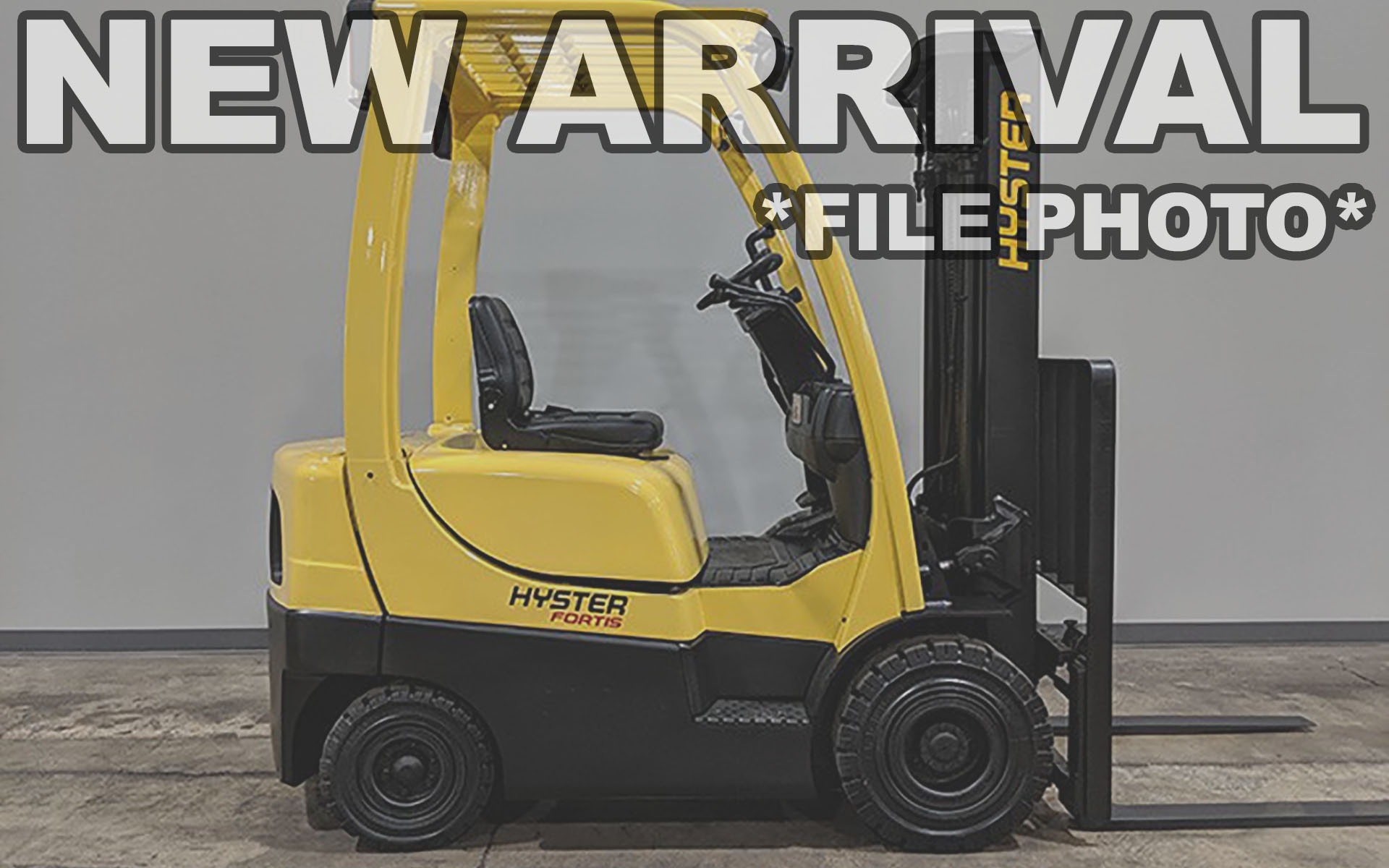 Used 2016 HYSTER H30FT  | Cary, IL