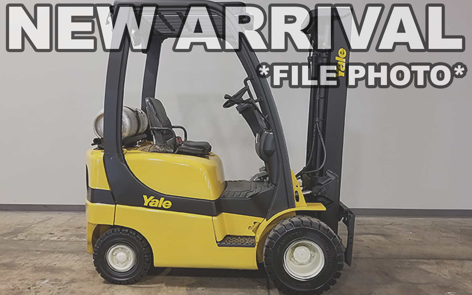 Used 2015 YALE GLP030VX  | Cary, IL