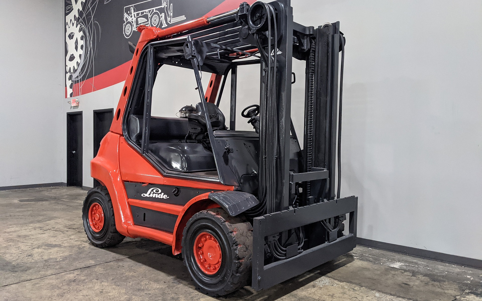 Used 2014 LINDE H60D    Cary, IL