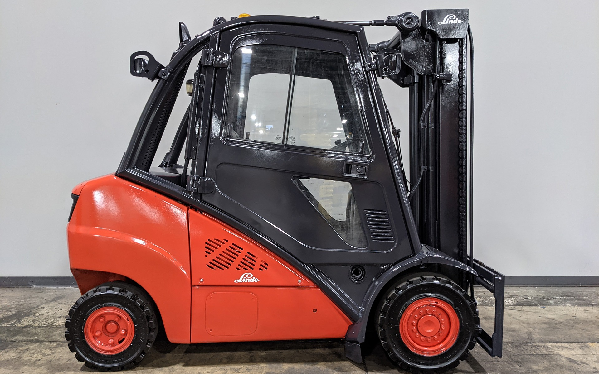 Used 2013 LINDE H35D  | Cary, IL