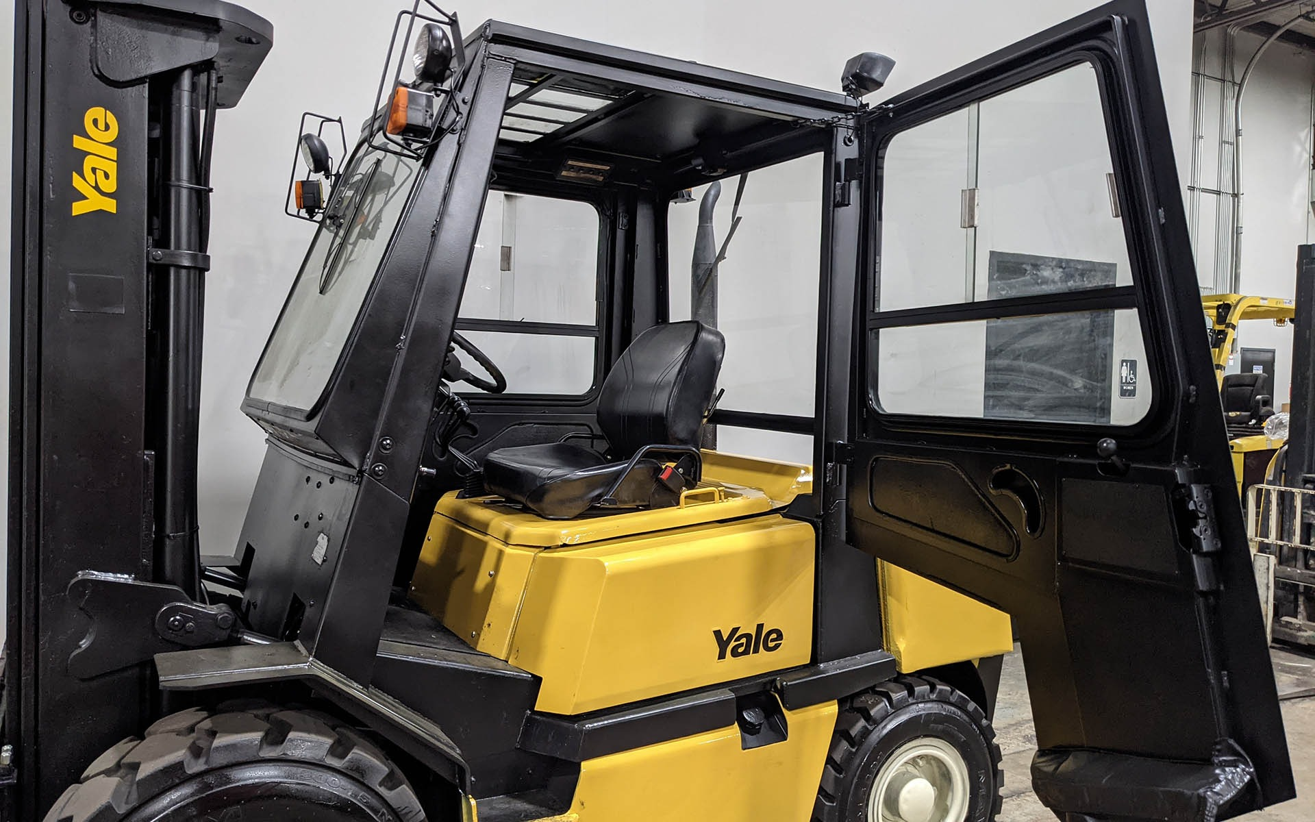 Used 1998 YALE GDP080VX  | Cary, IL
