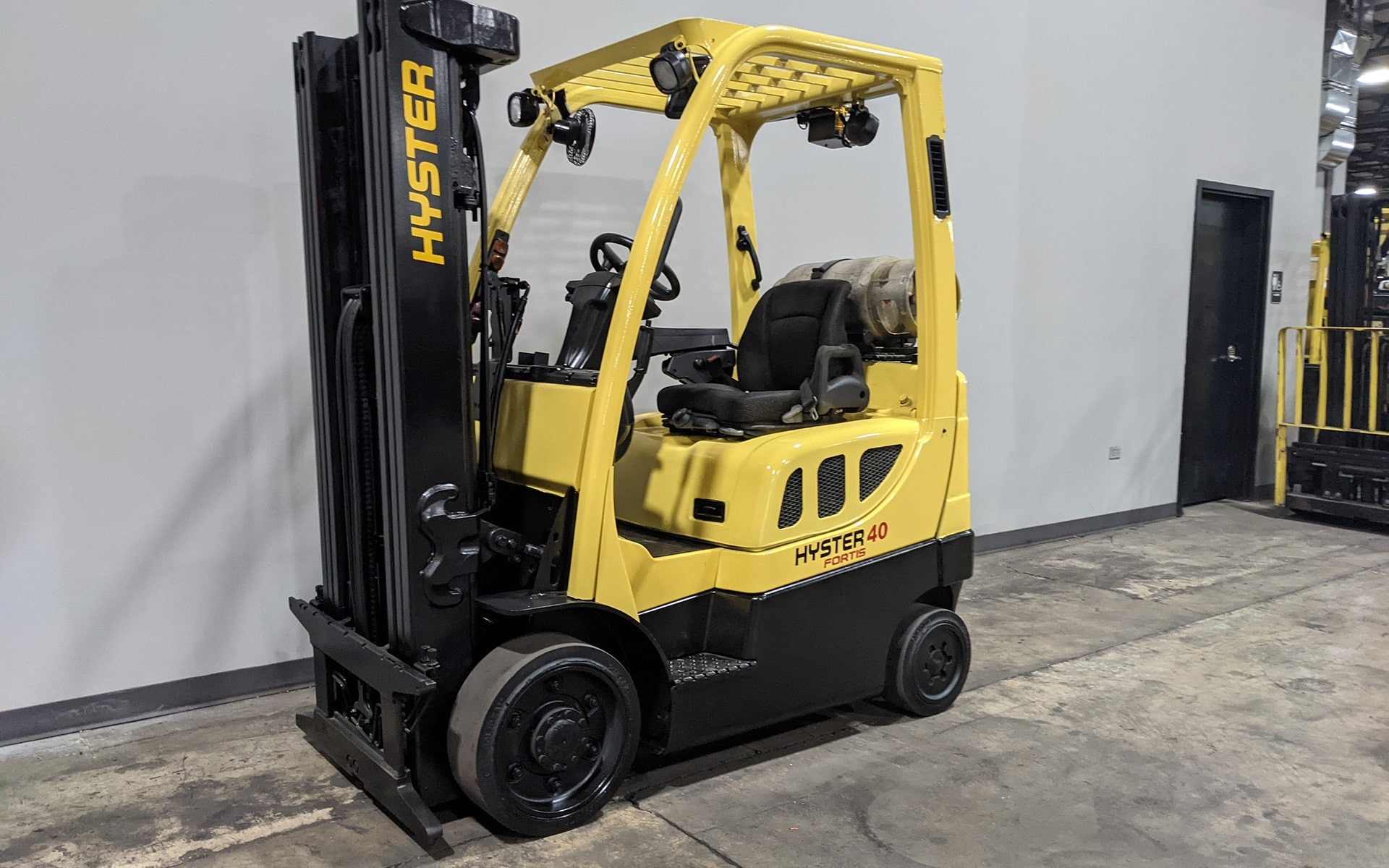 Used 2014 HYSTER S40FT    Cary, IL