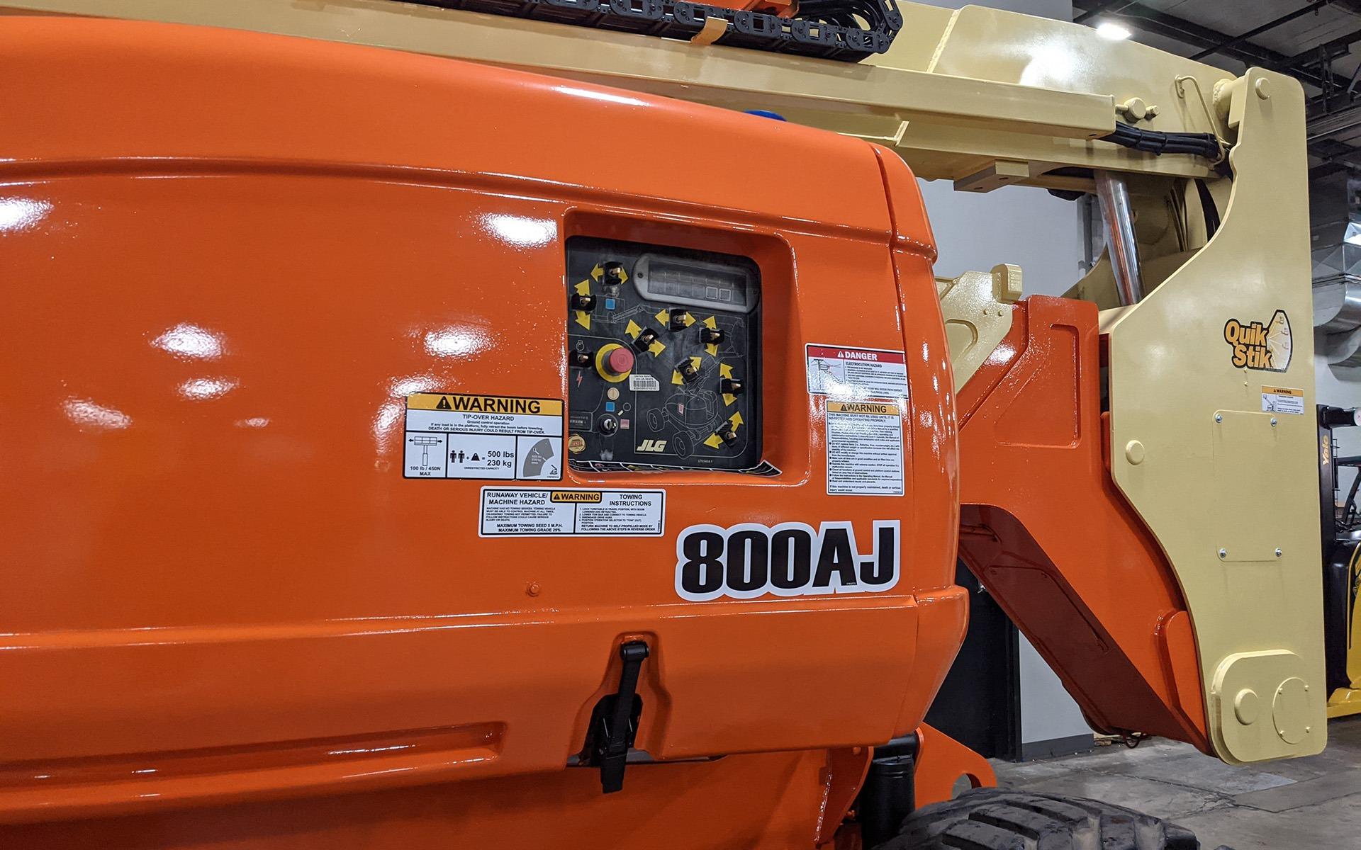 Used 2006 JLG 800AJ  | Cary, IL