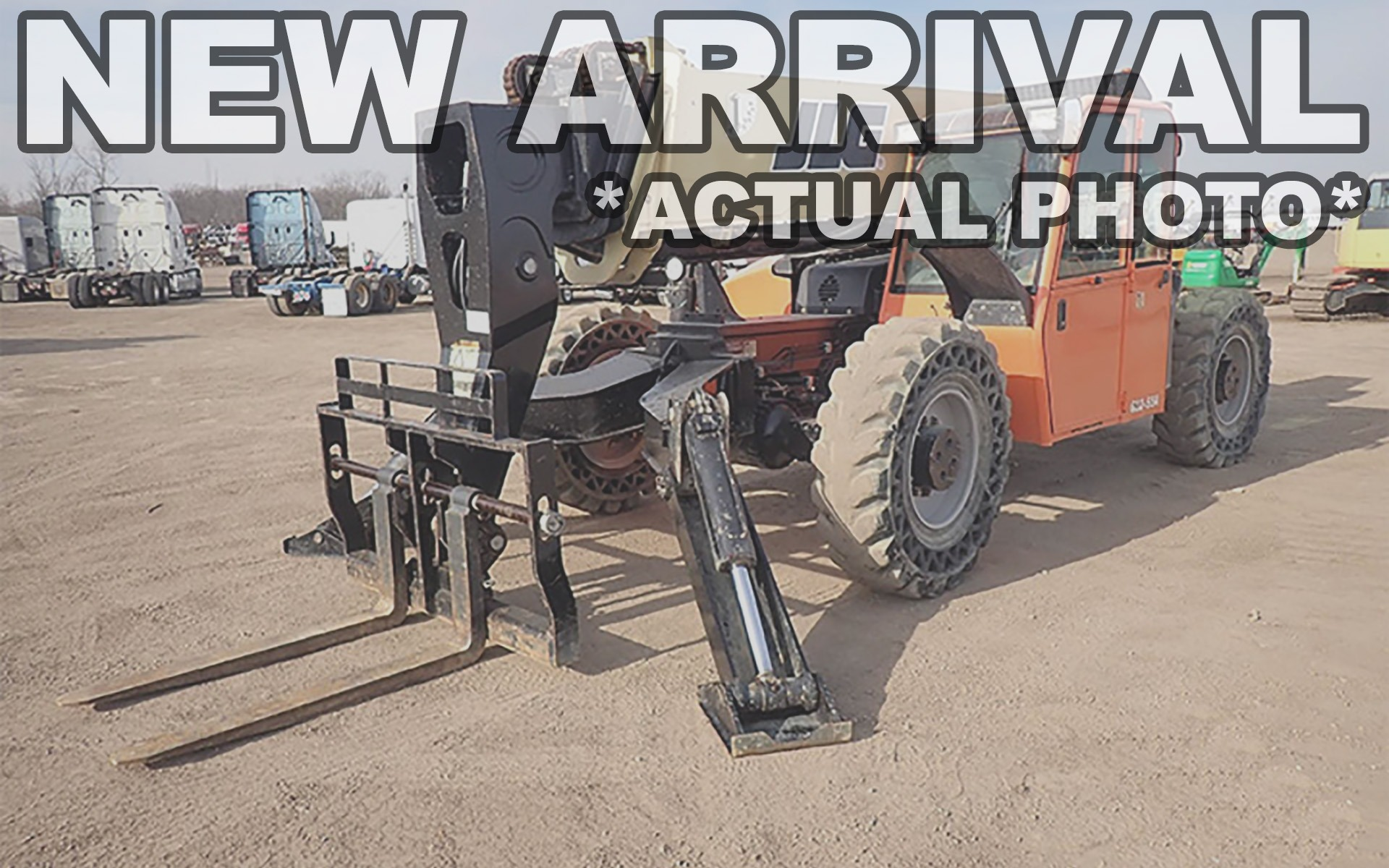 Used 2013 JLG G12-55A    Cary, IL