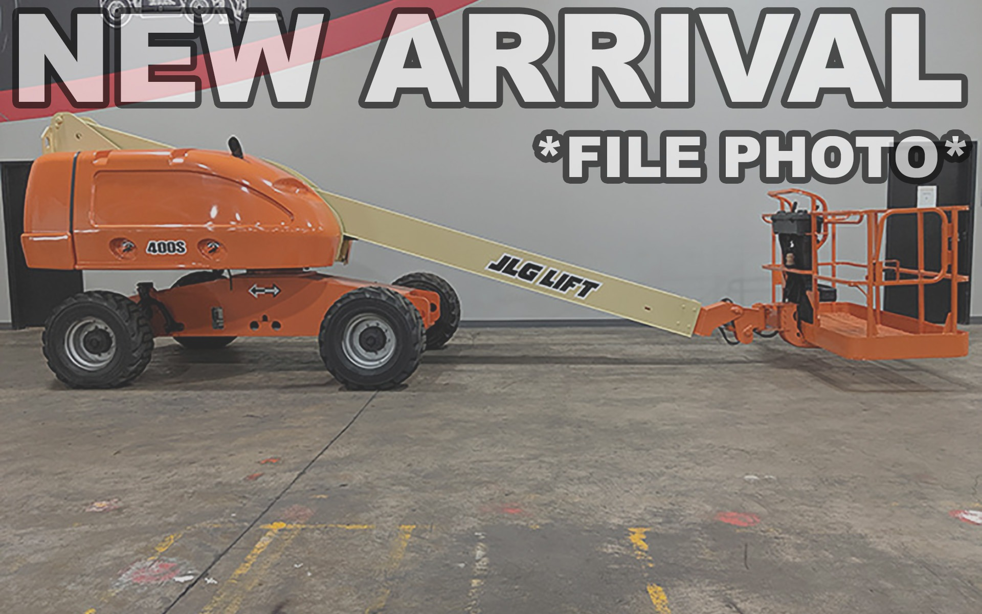 Used 2004 JLG 400S  | Cary, IL