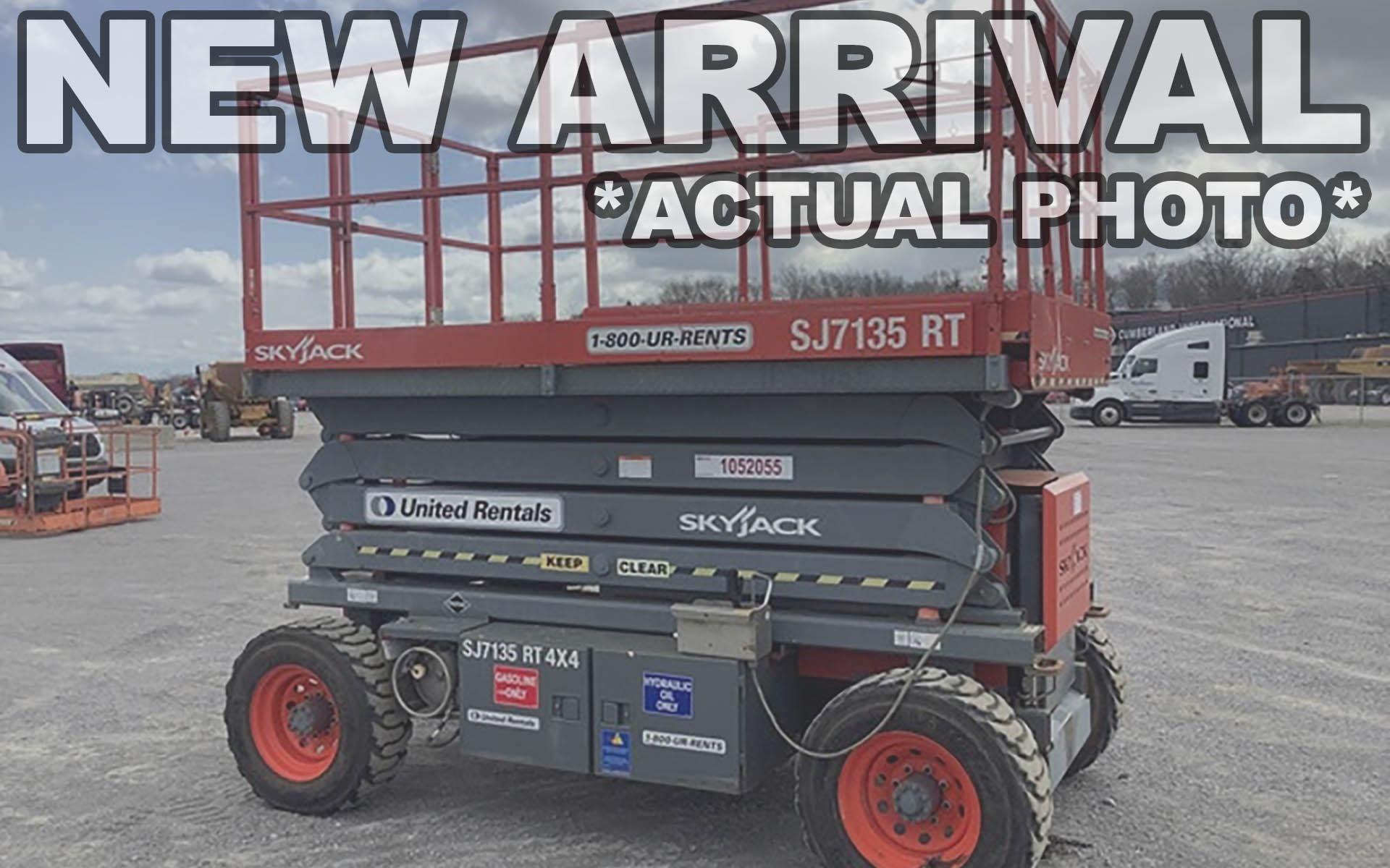 Used 2008 SKYJACK SJ7137RT  | Cary, IL