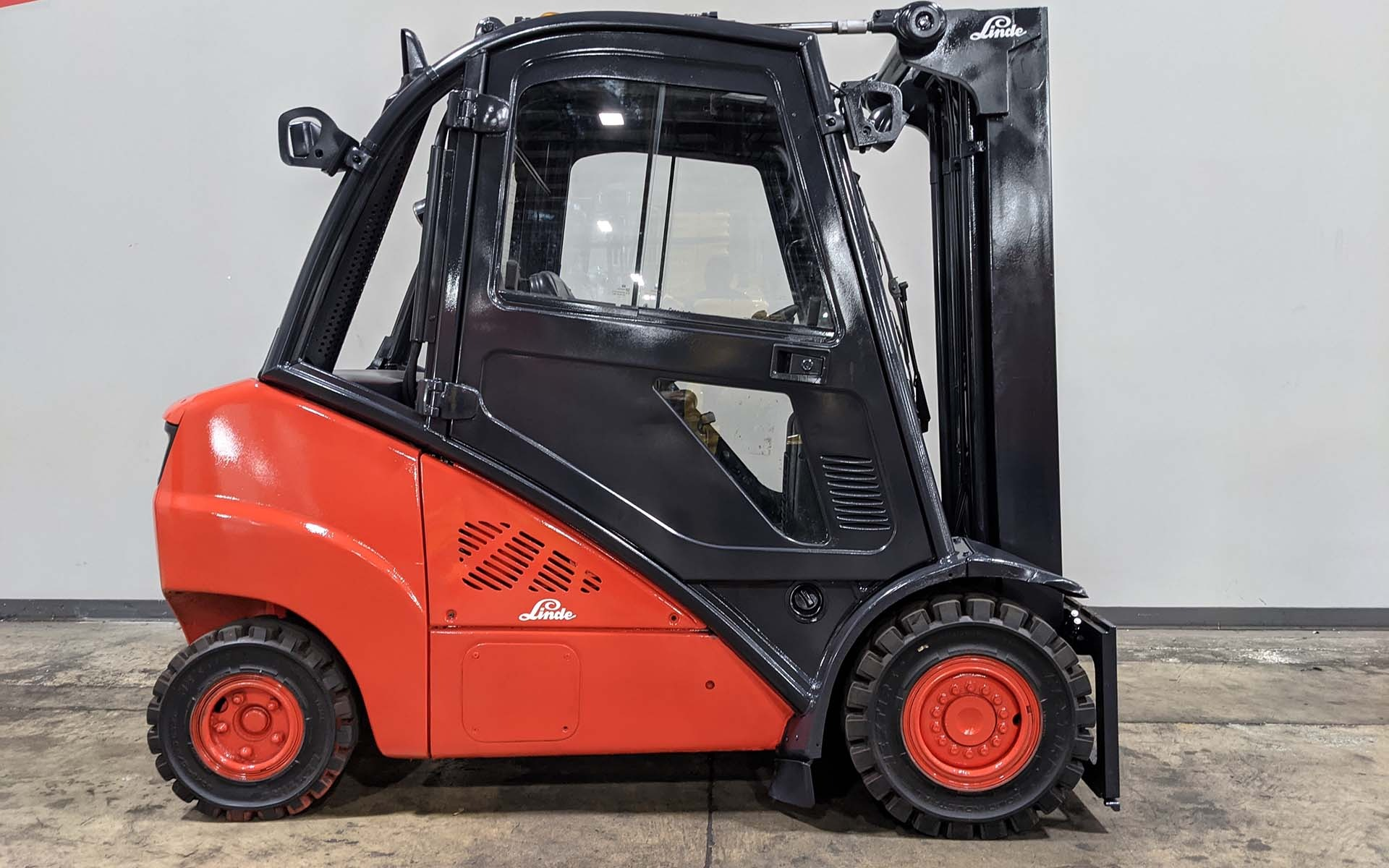Used 2014 LINDE H35D  | Cary, IL