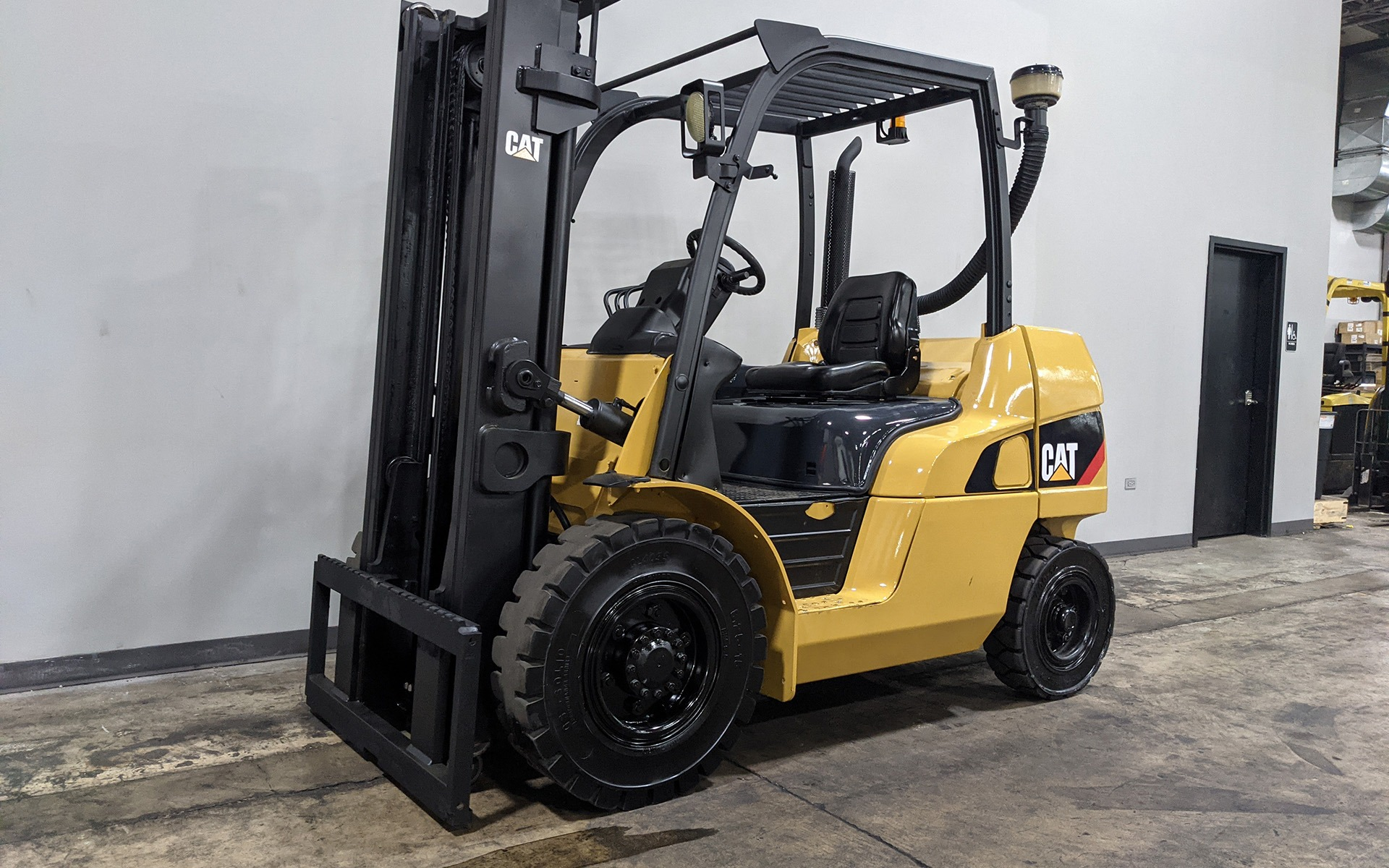 Used 2015 CATERPILLAR DP40N1    Cary, IL