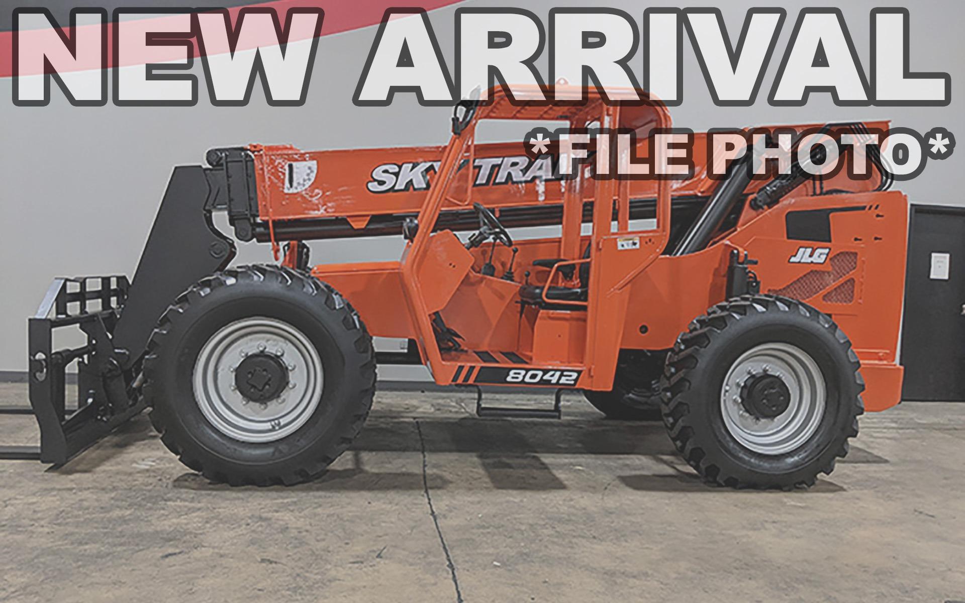 Used 2011 SKYTRAK 8042  | Cary, IL