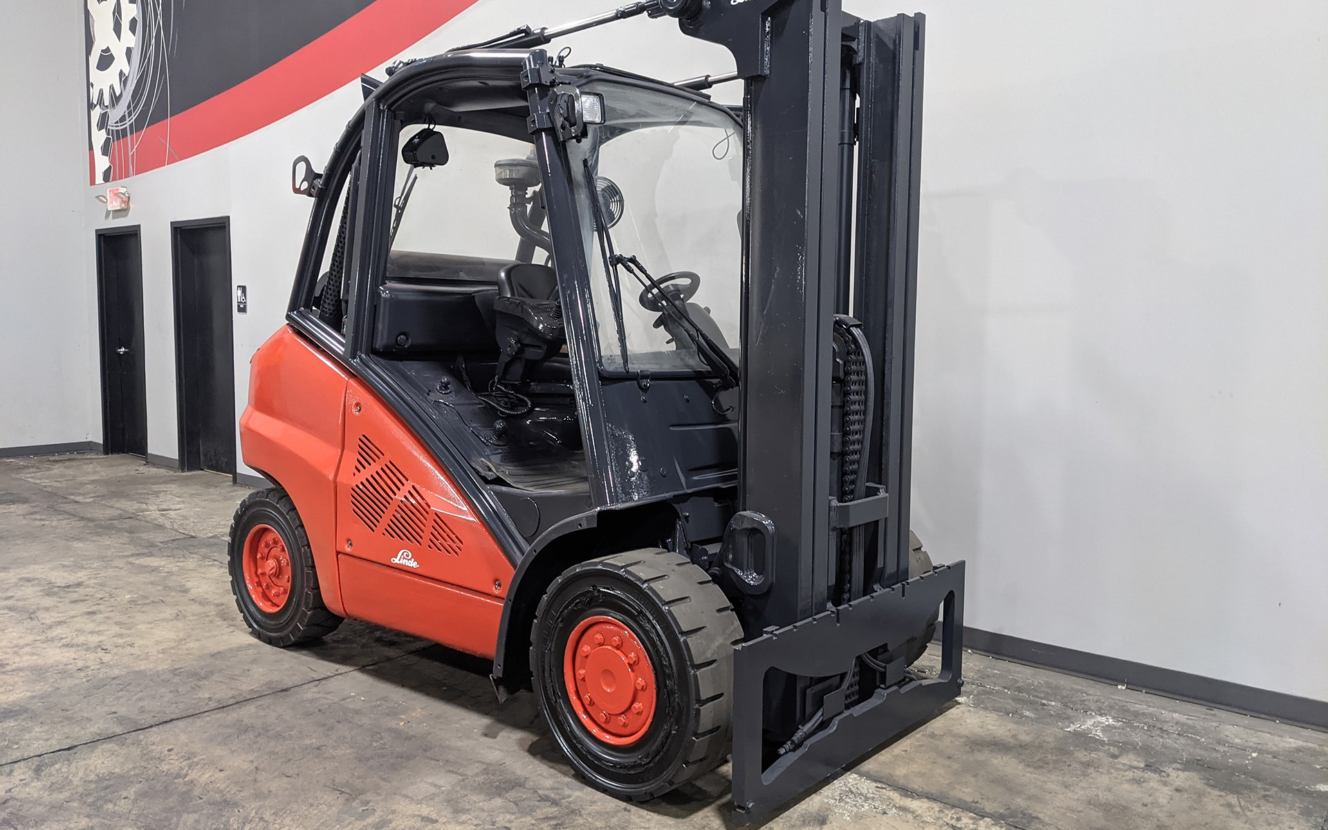 Used 2014 LINDE H50T    Cary, IL