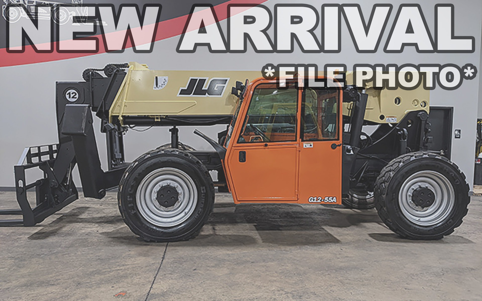 Used 2009 JLG G12-55A    Cary, IL