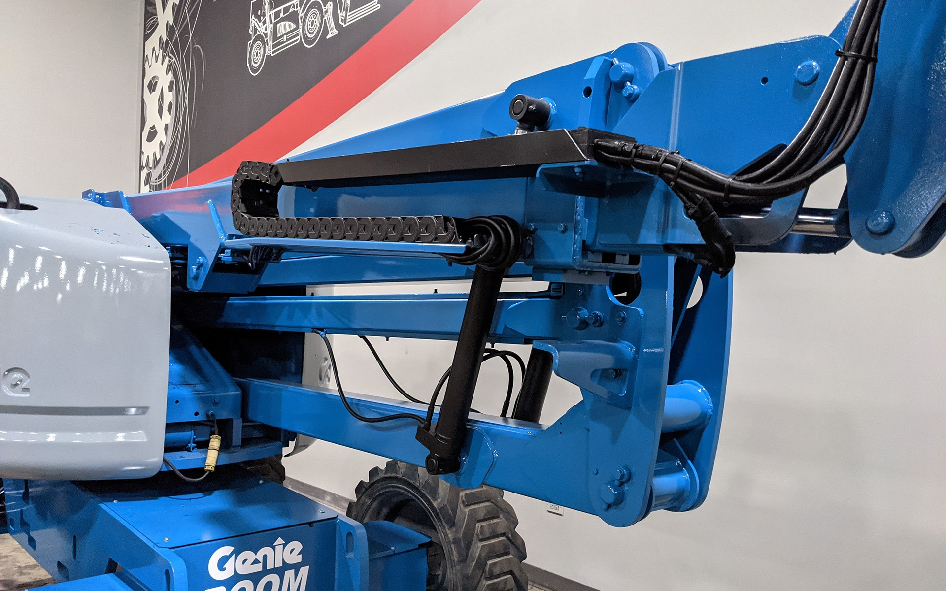 Used 2011 GENIE Z45 25J    Cary, IL