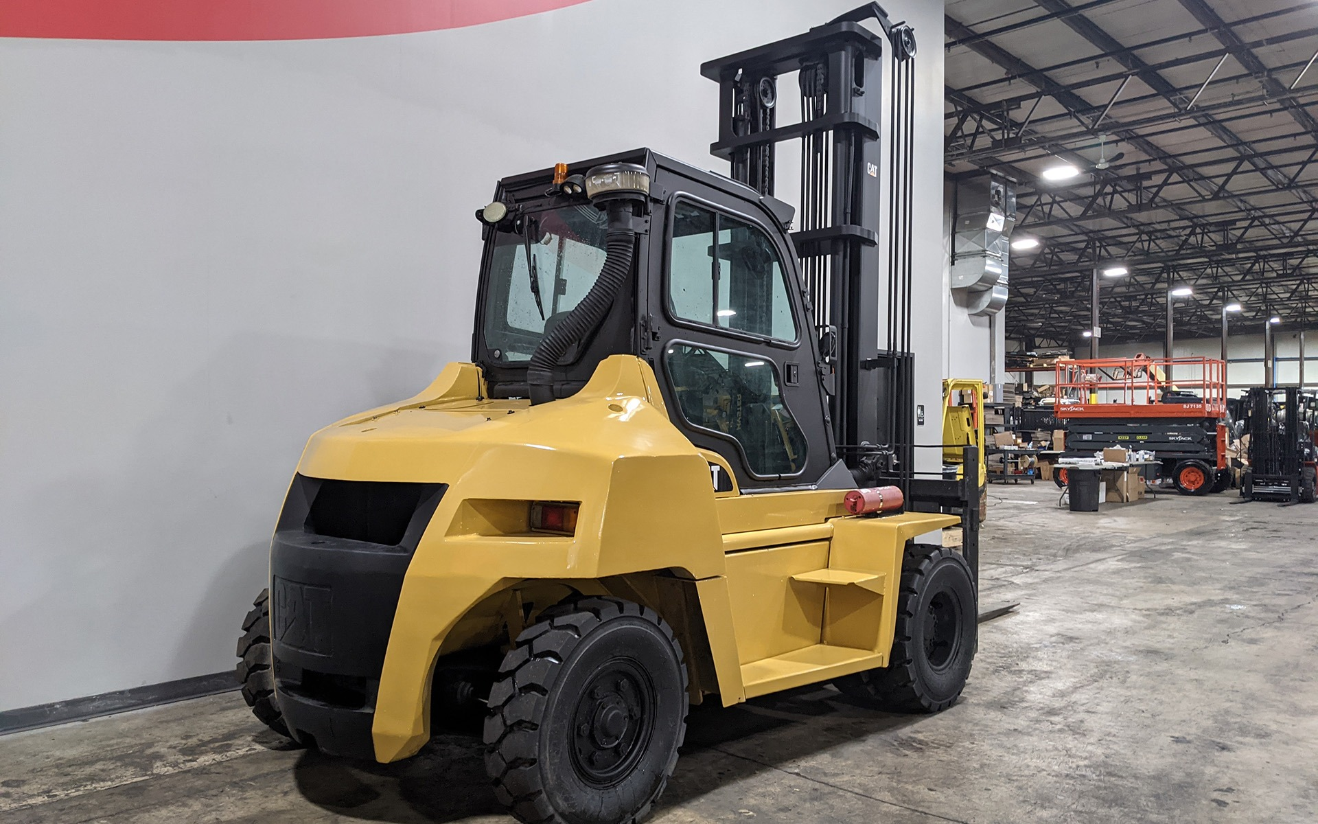 Used 2013 CATERPILLAR DP70N1  | Cary, IL
