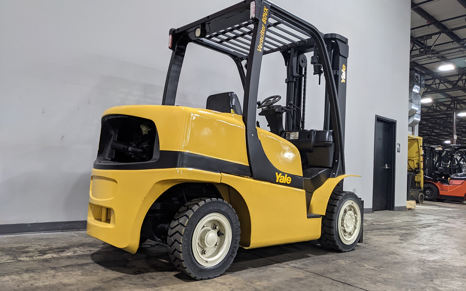 Used 2014 YALE GDP080VX  | Cary, IL