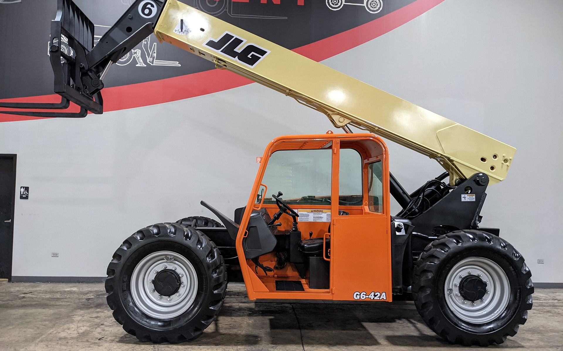Used 2012 JLG G6-42A    Cary, IL