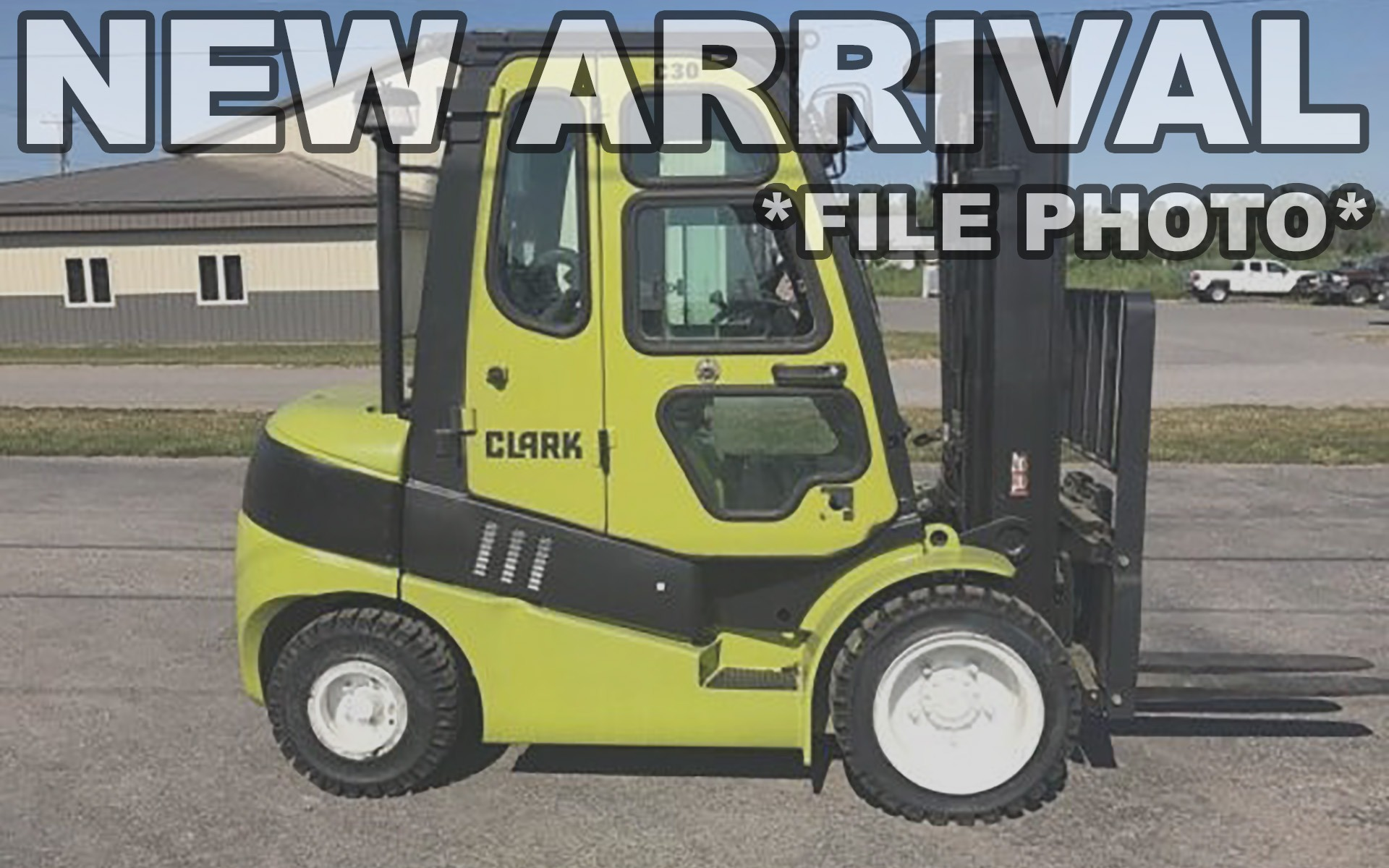 Used 2015 CLARK C30  | Cary, IL
