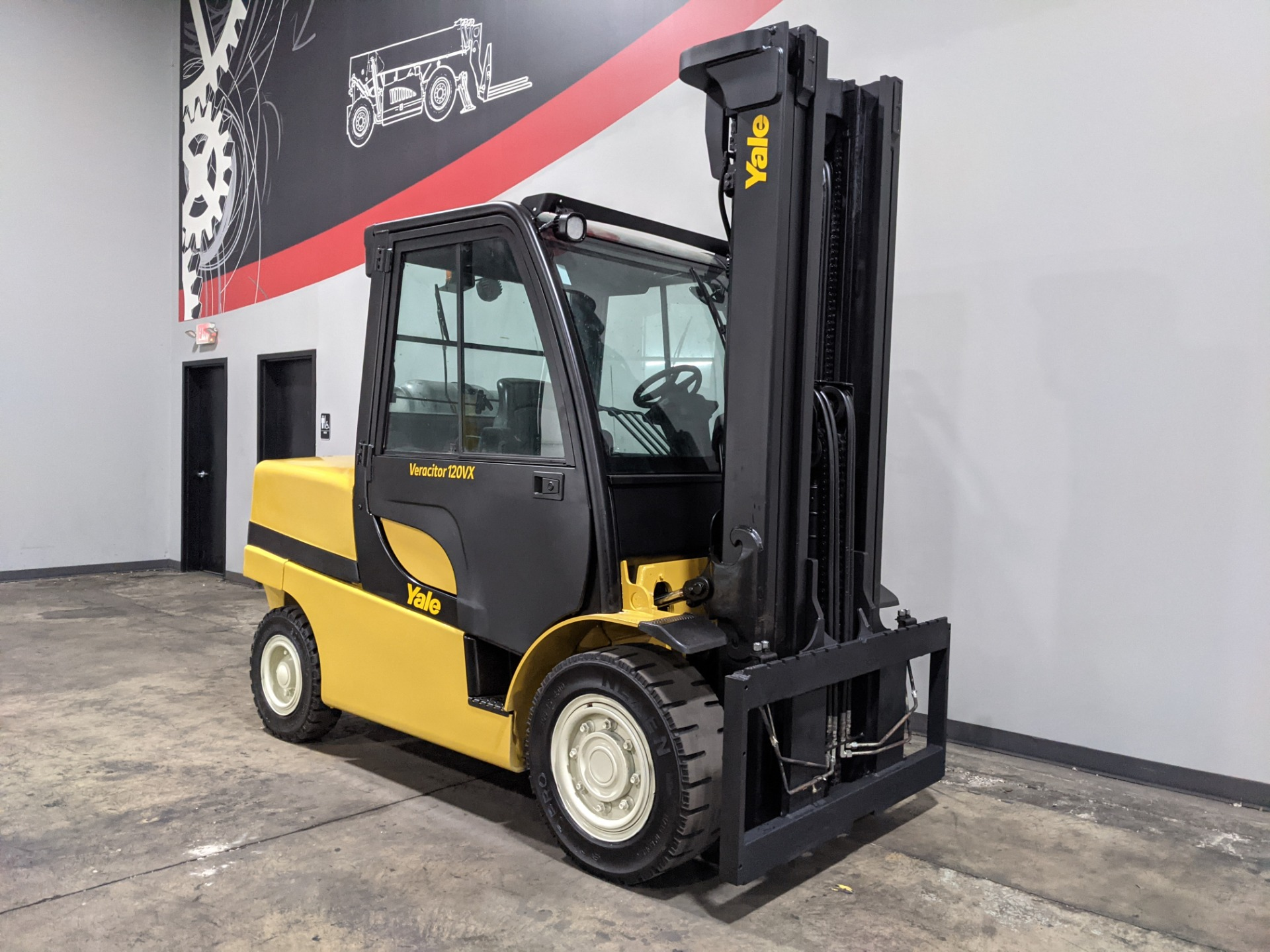 Used 2016 YALE GLP120VX  | Cary, IL