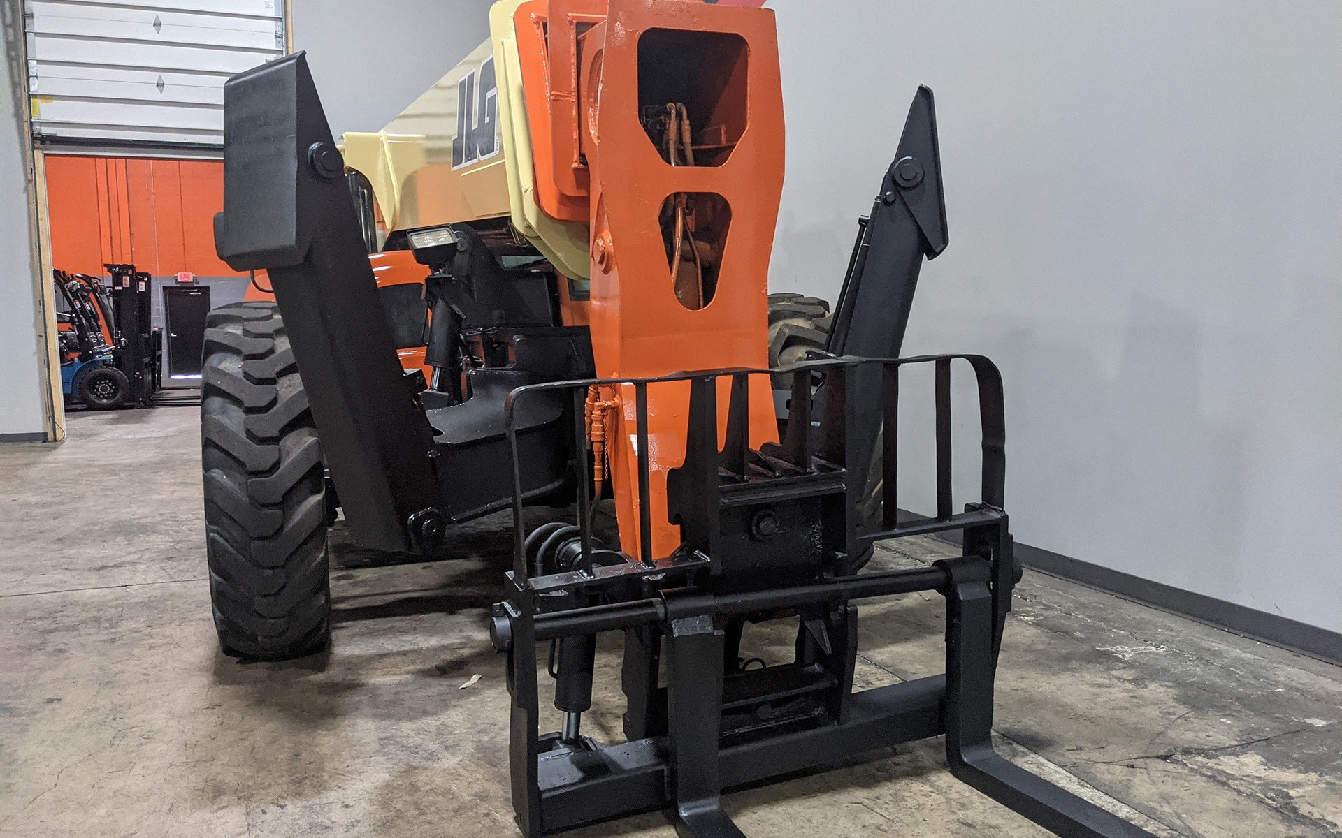 Used 2006 JLG G10-55A  | Cary, IL