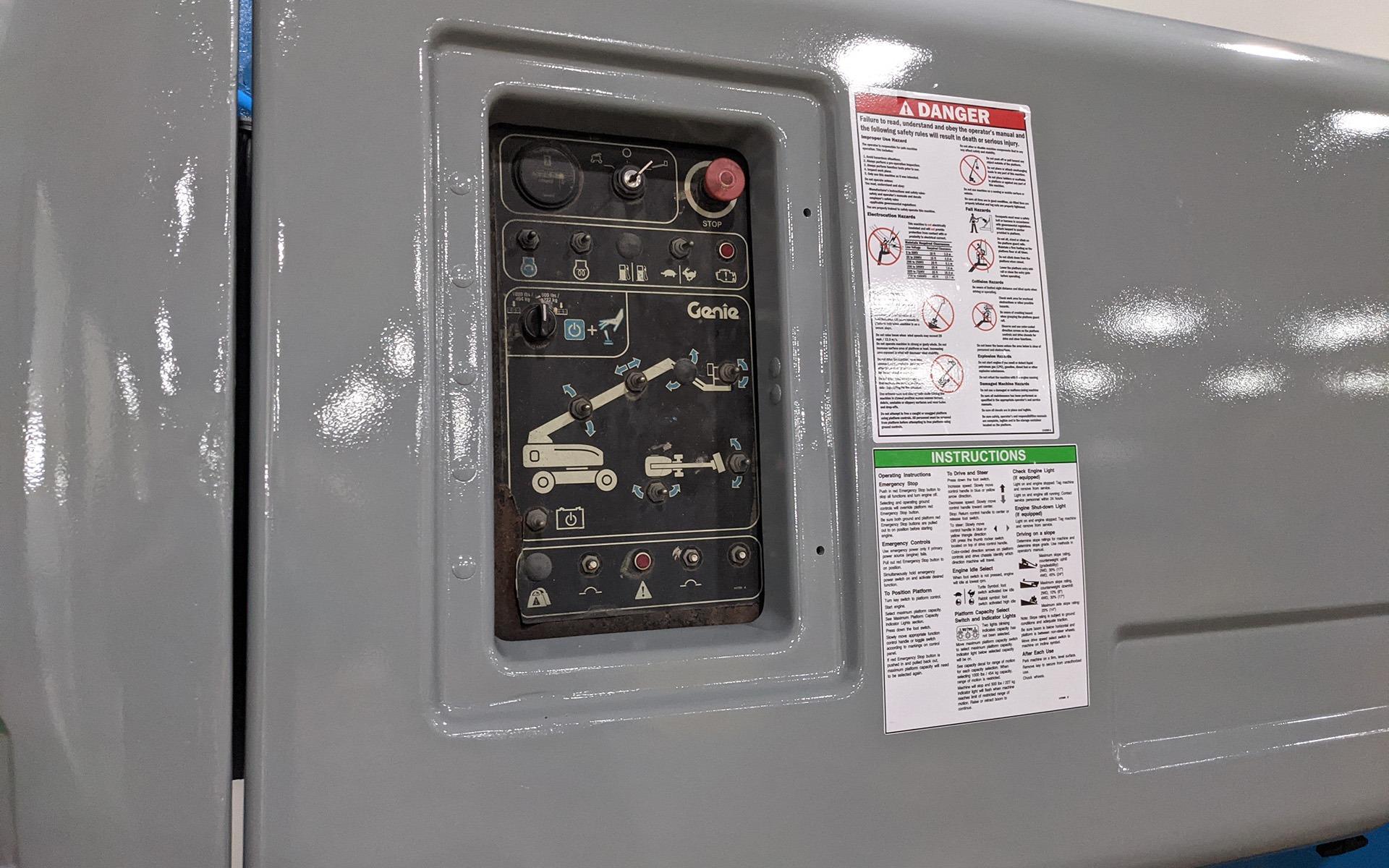 Used 2011 GENIE S60X  | Cary, IL