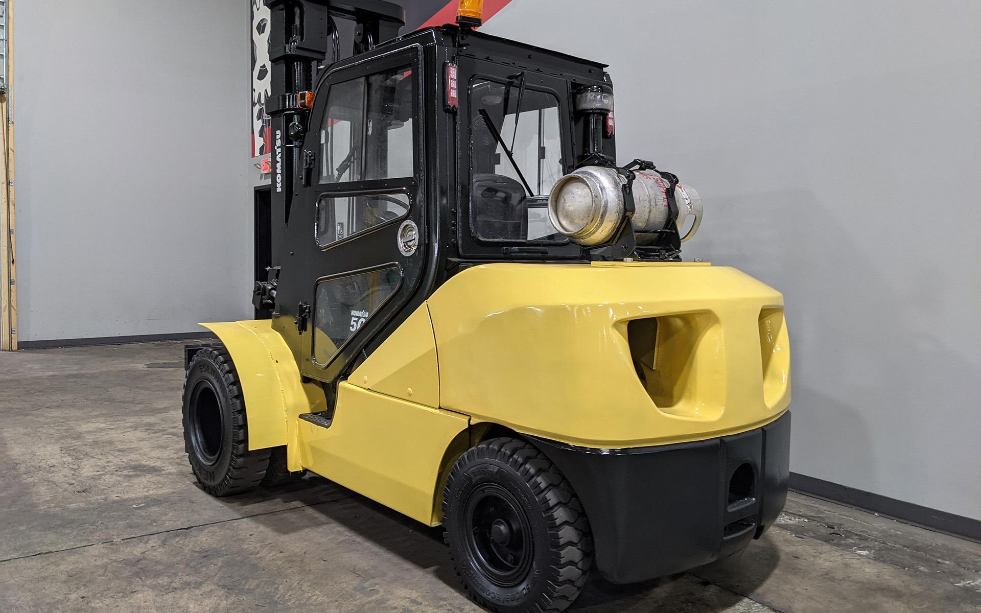 Used 2017 KOMATSU FG50ATU-10  | Cary, IL