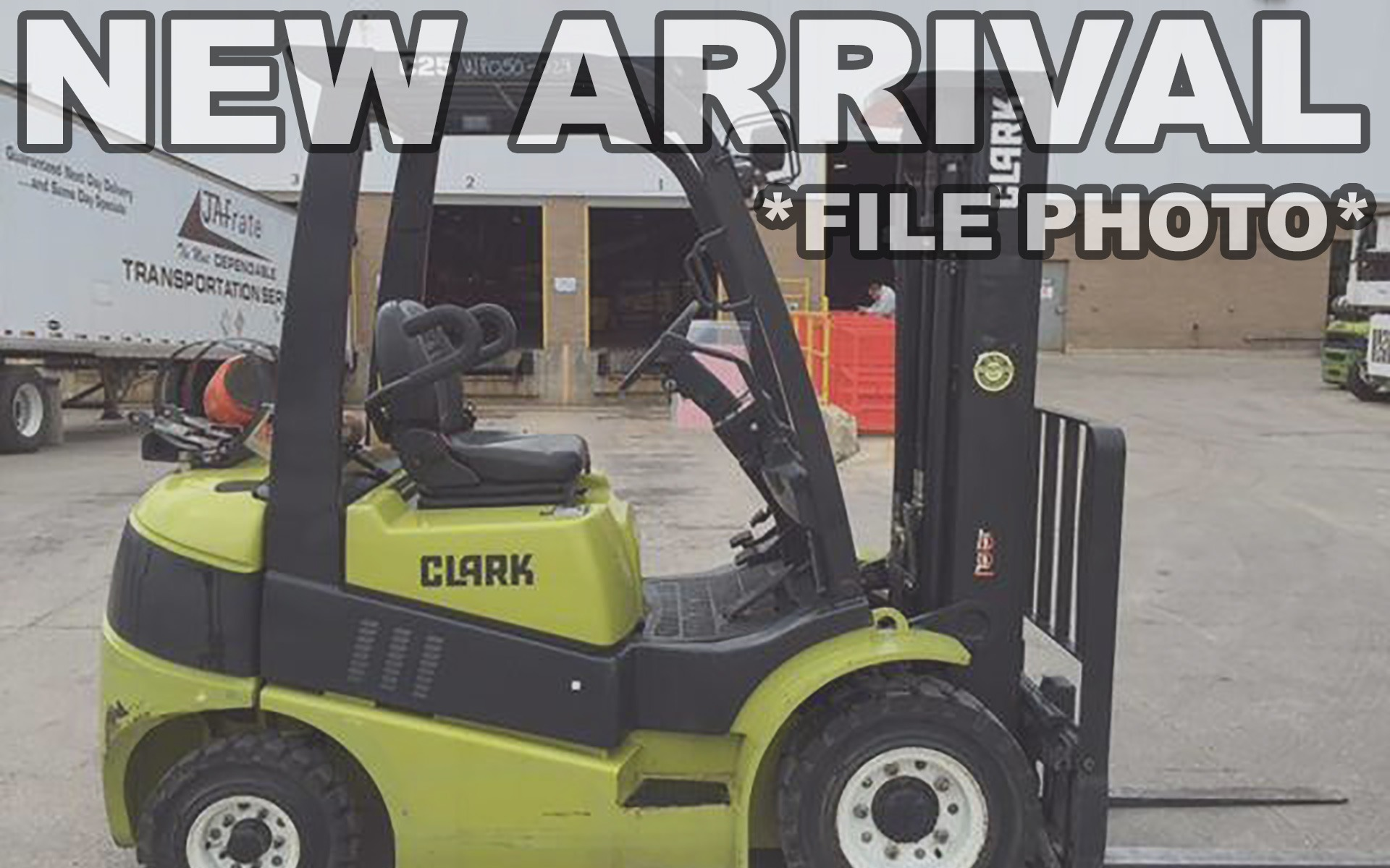 Used 2016 CLARK C25  | Cary, IL