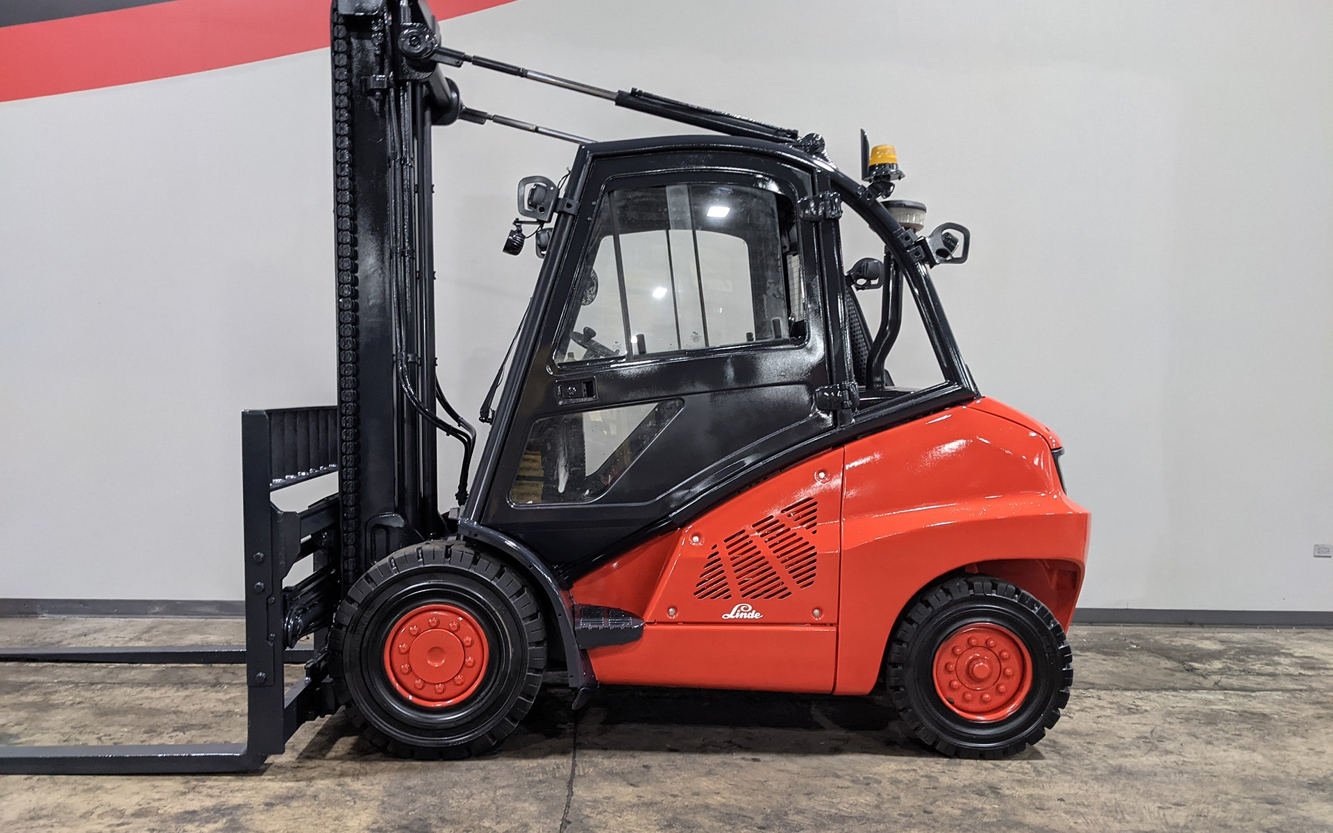 Used 2016 LINDE H50D    Cary, IL