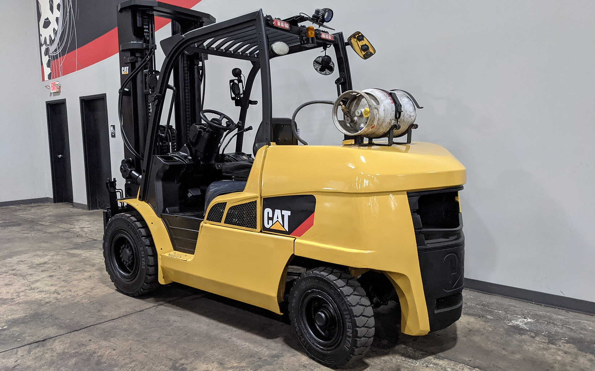 Used 2015 CATERPILLAR GP55N1  | Cary, IL