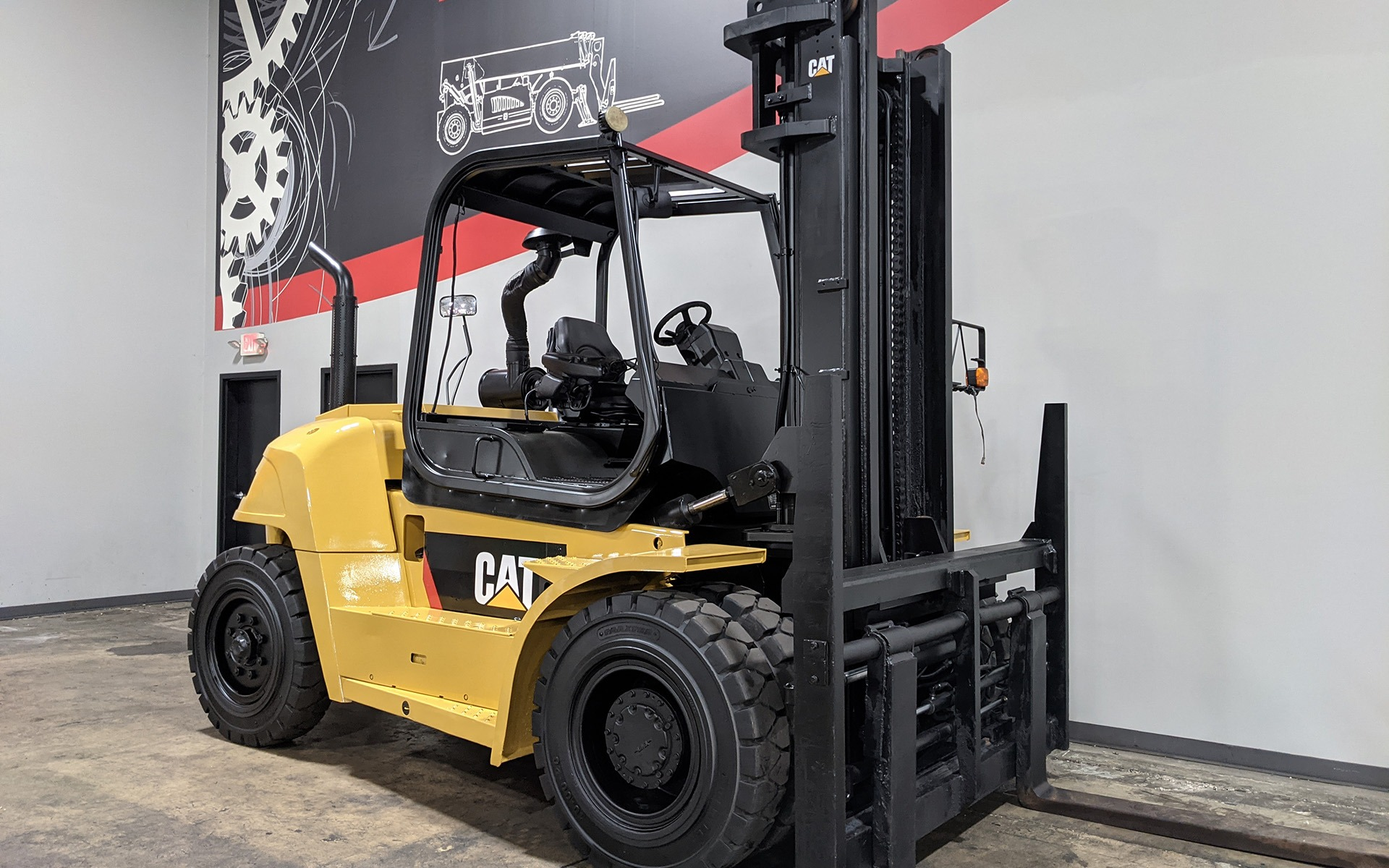 Used 2008 CATERPILLAR P17500  | Cary, IL
