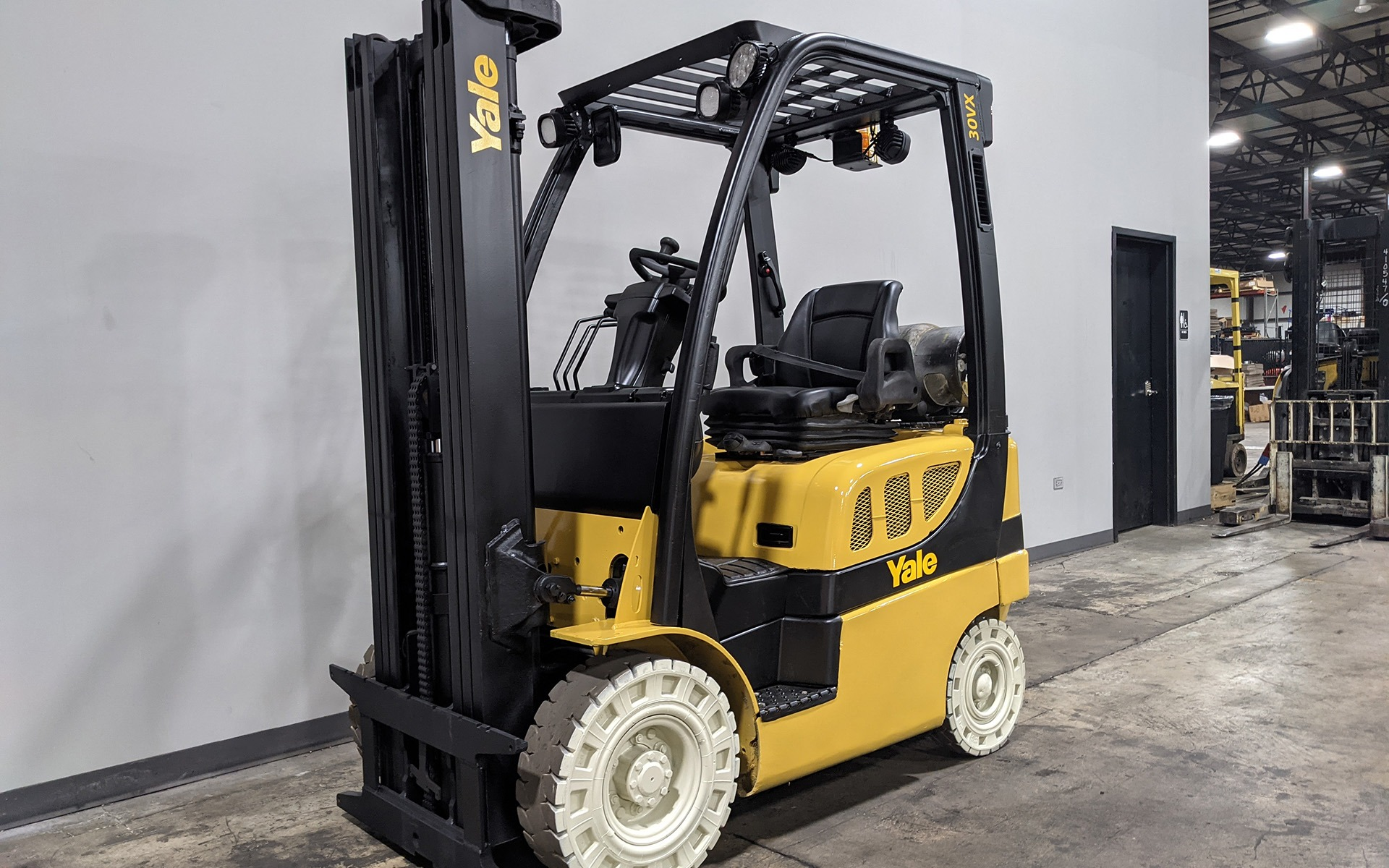 Used 2016 YALE GLP030VX    Cary, IL