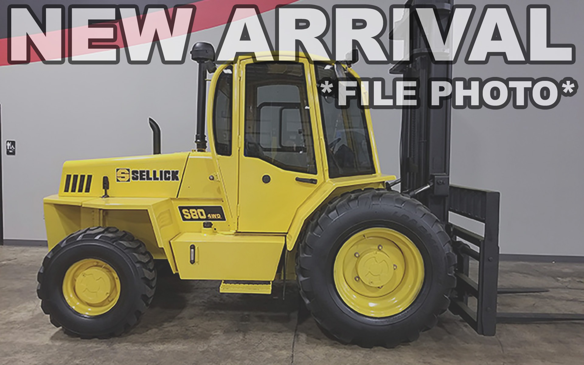 Used 2010 SELLICK S80  | Cary, IL
