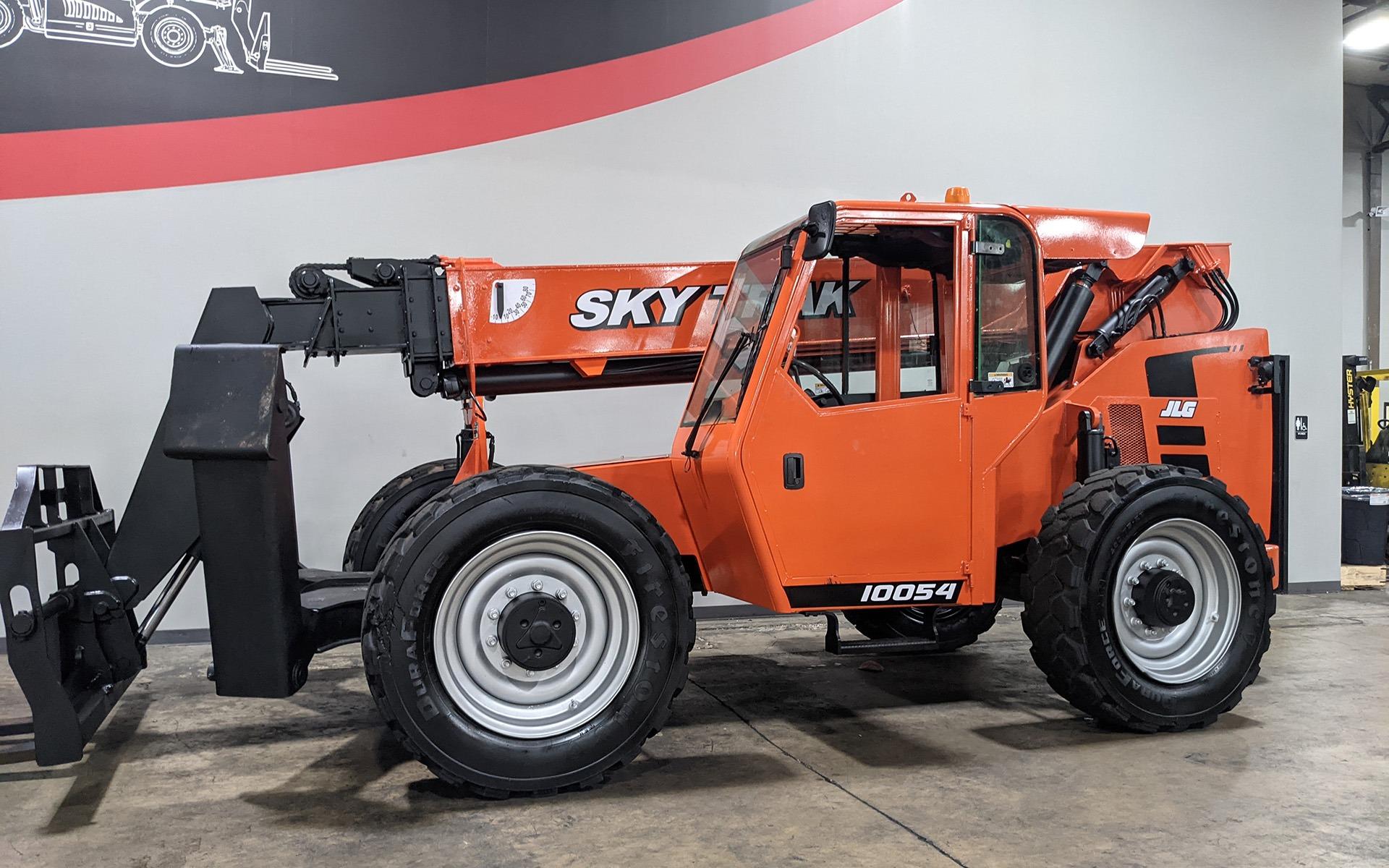 Used 2013 SKYTRAK 10054    Cary, IL