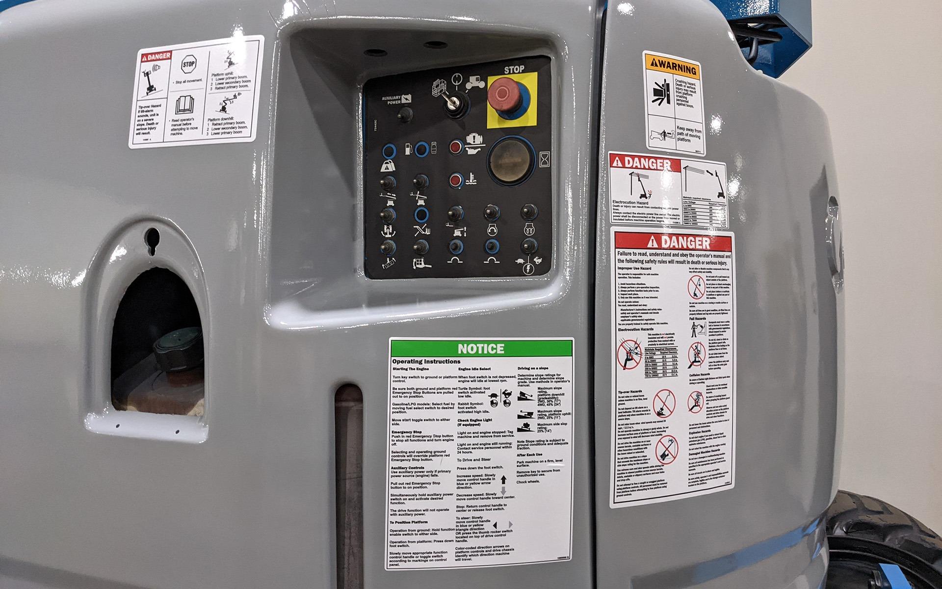 Used 2007 GENIE Z45 25    Cary, IL