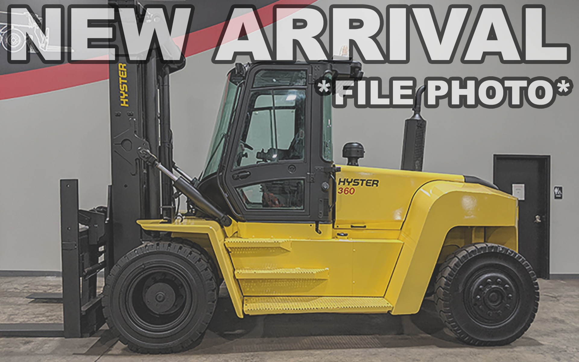 Used 2012 HYSTER H360HD    Cary, IL