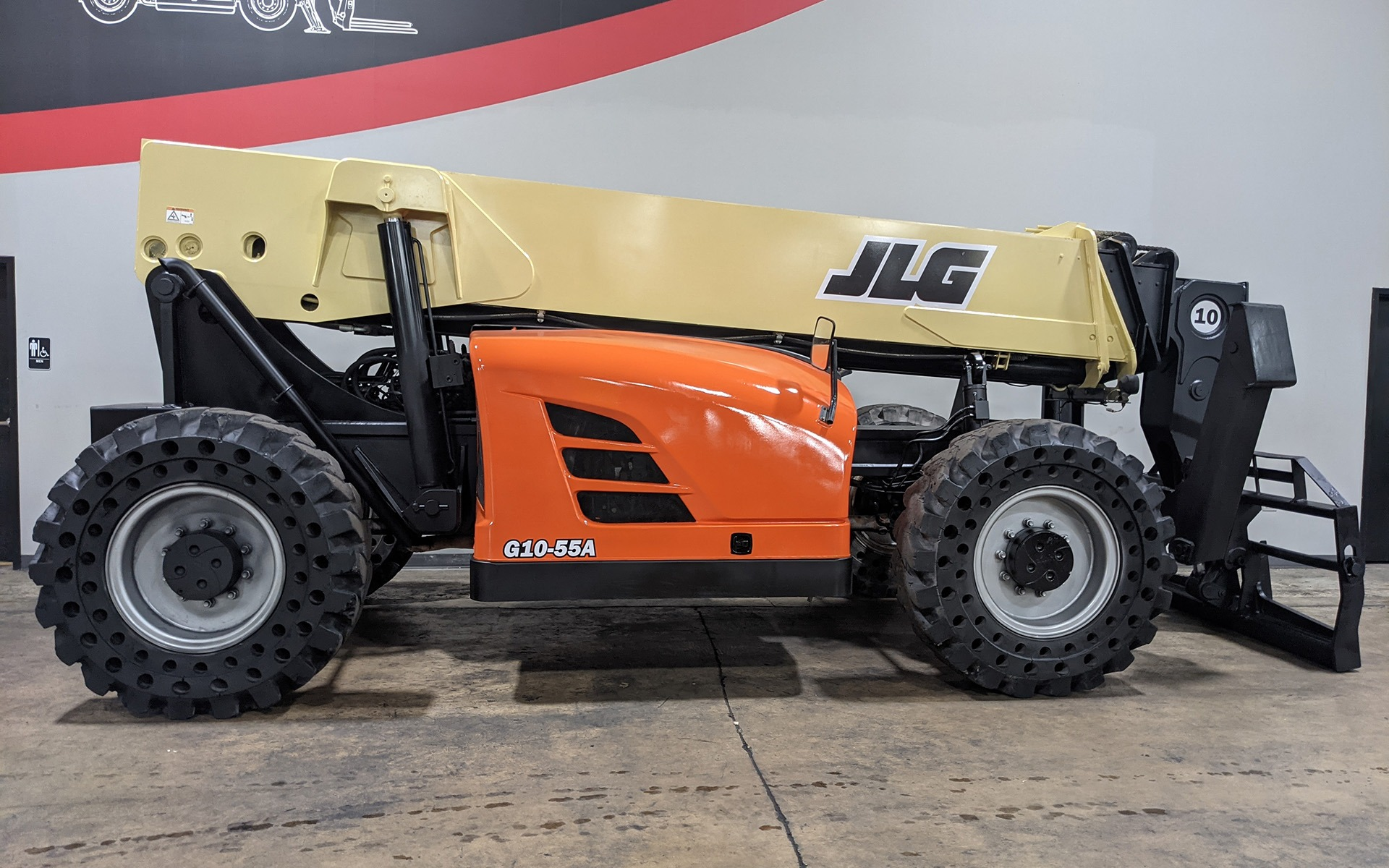 Used 2013 JLG G10-55A    Cary, IL