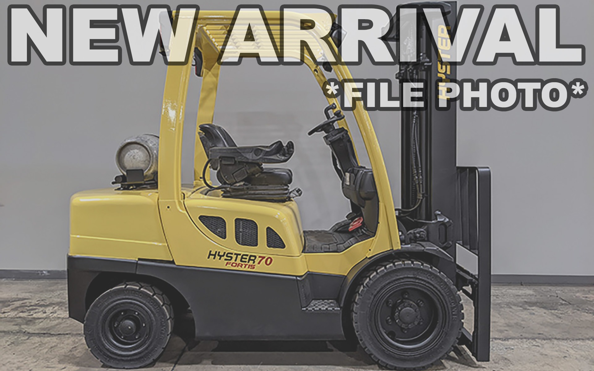 Used 2011 HYSTER H70FT    Cary, IL