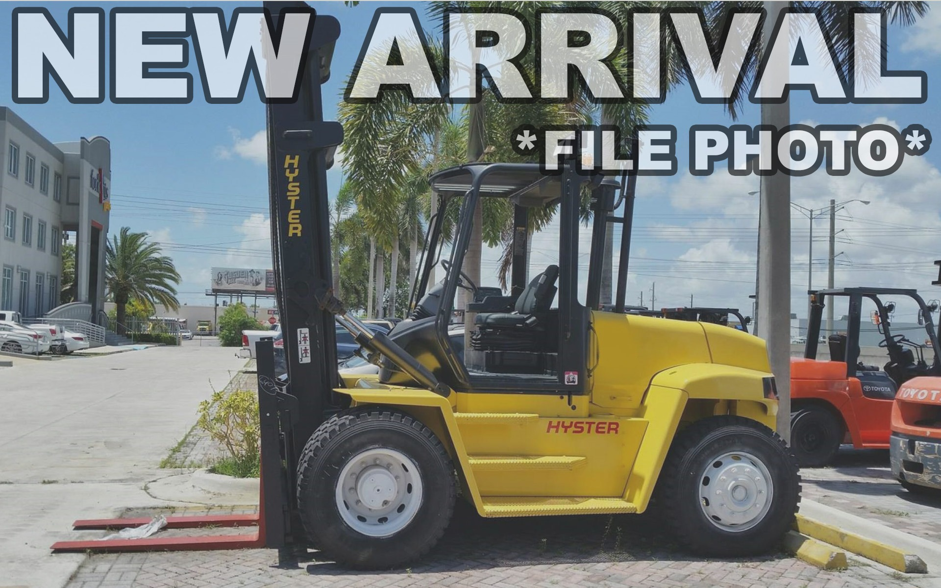 Used 2002 HYSTER H190HD  | Cary, IL